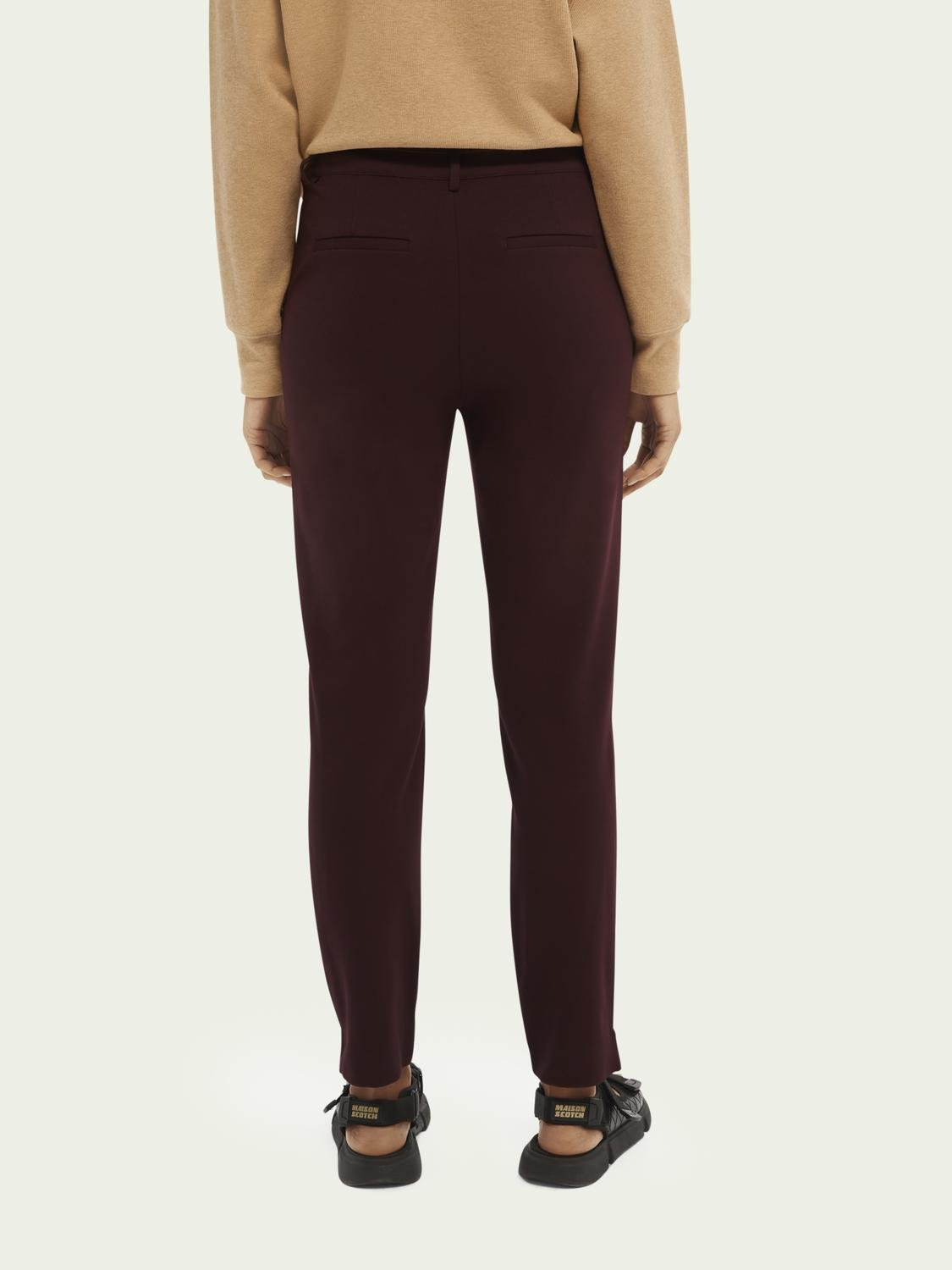 Lowry slim-fit tapered trousers 2