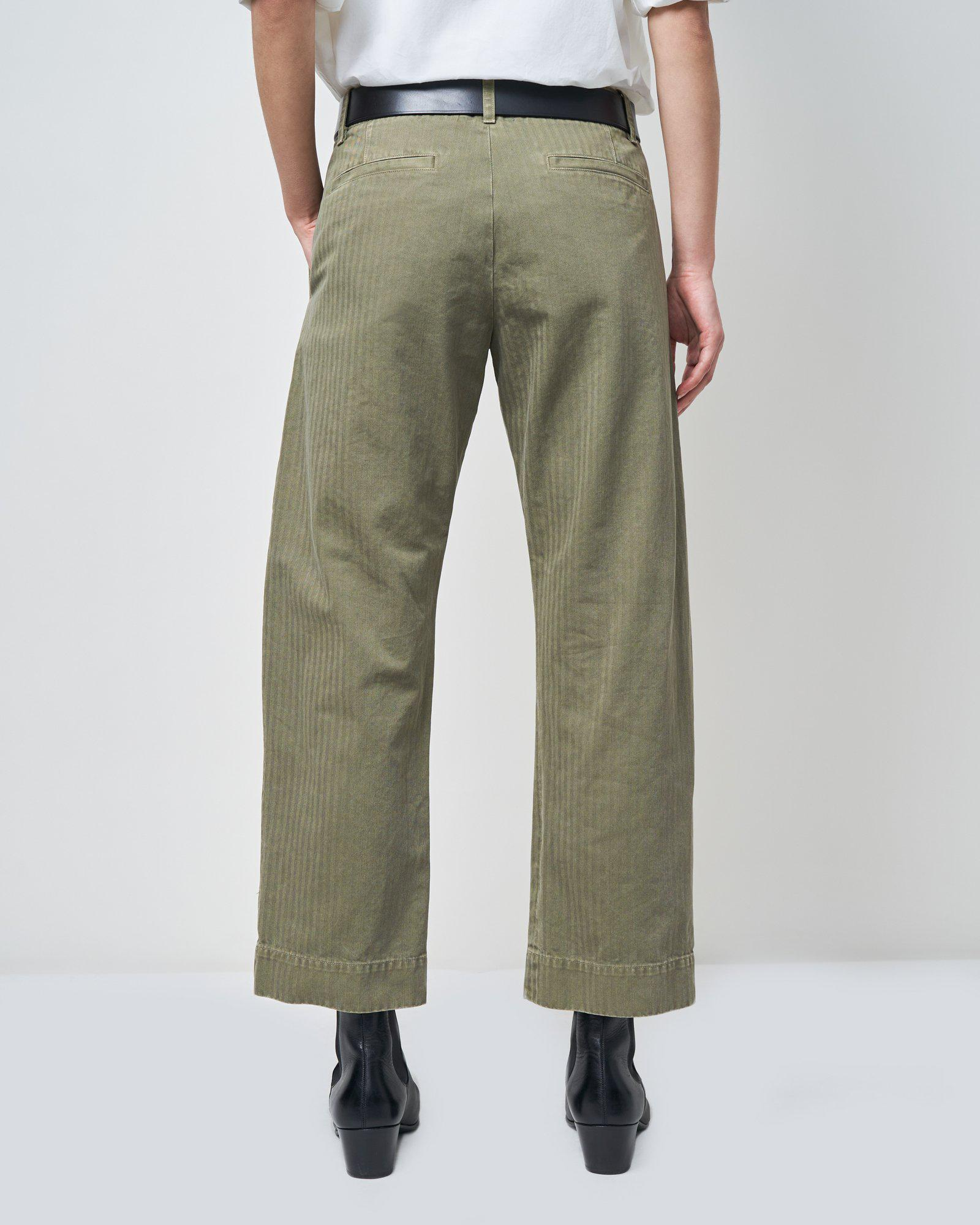 TOMBOY PANT WITH CUFF 3
