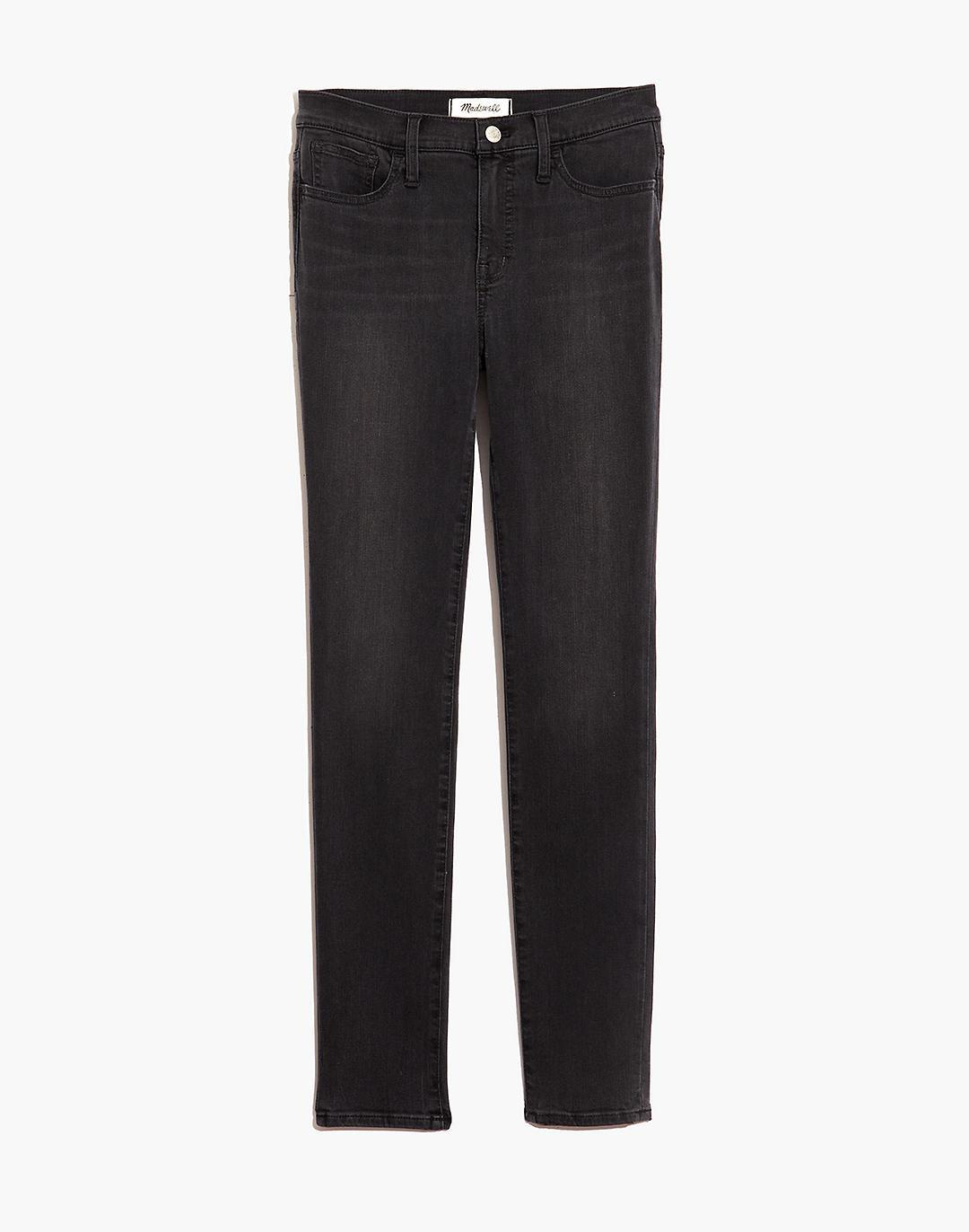 """Tall 9"""" Mid-Rise Roadtripper Supersoft Jeans in Ashmont Wash"""