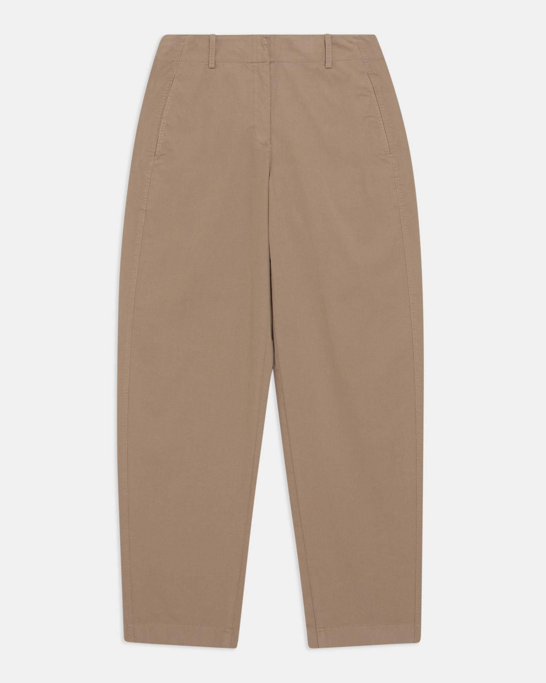 Curve Pant in Garment-Dyed Cotton 5