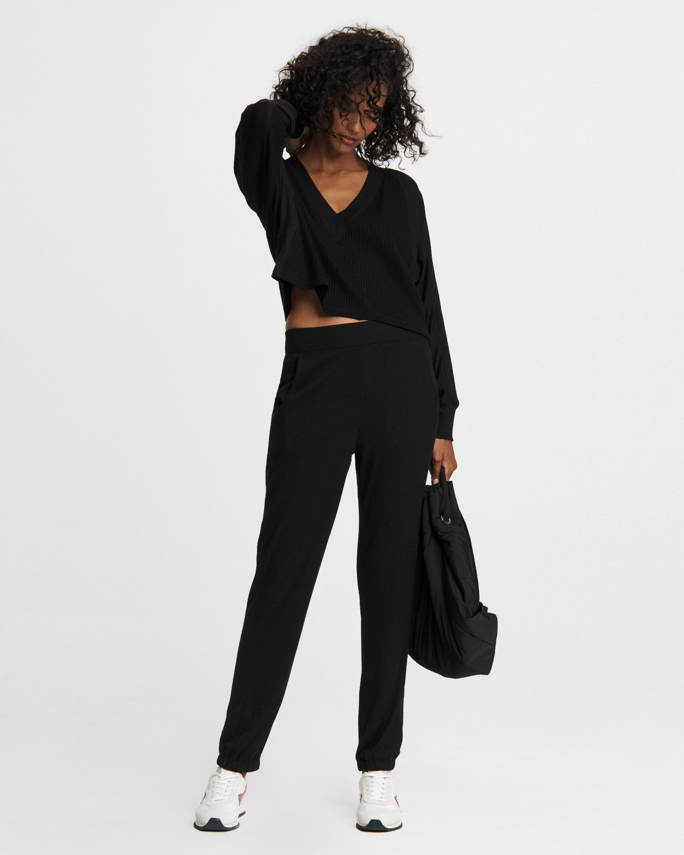 The knit jersey pant 3