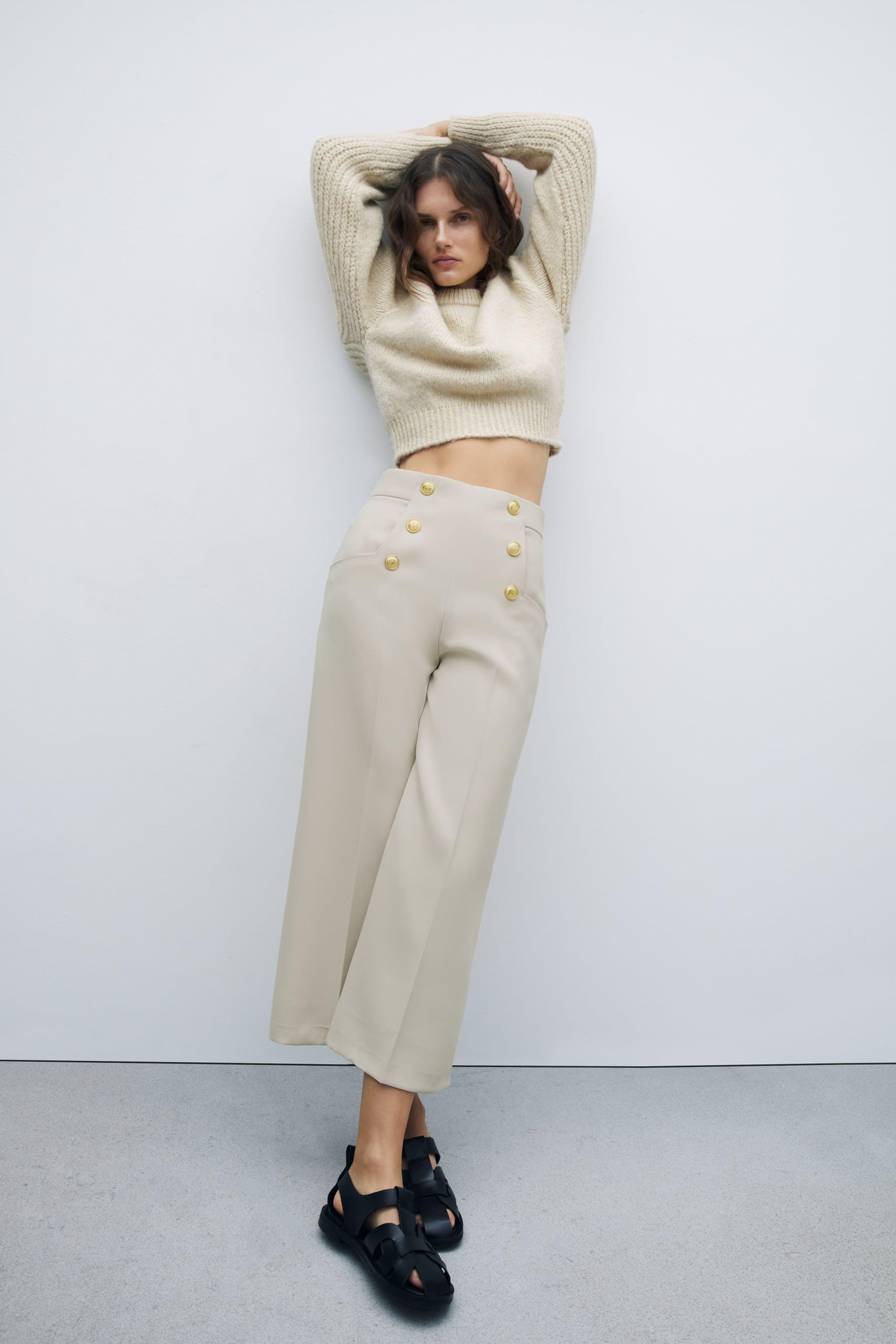 BUTTONED CULOTTES 3