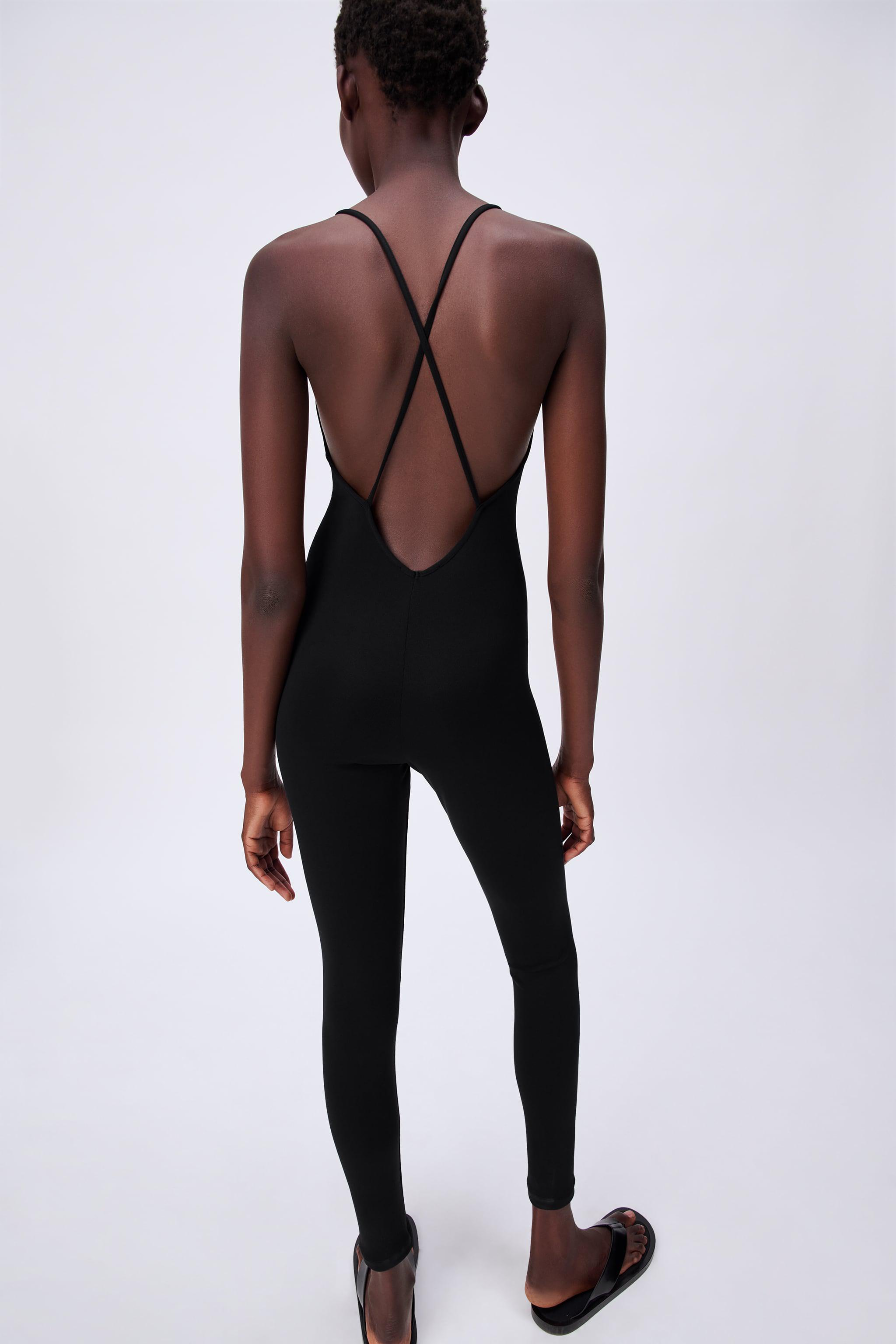 LONG FITTED JUMPSUIT 3