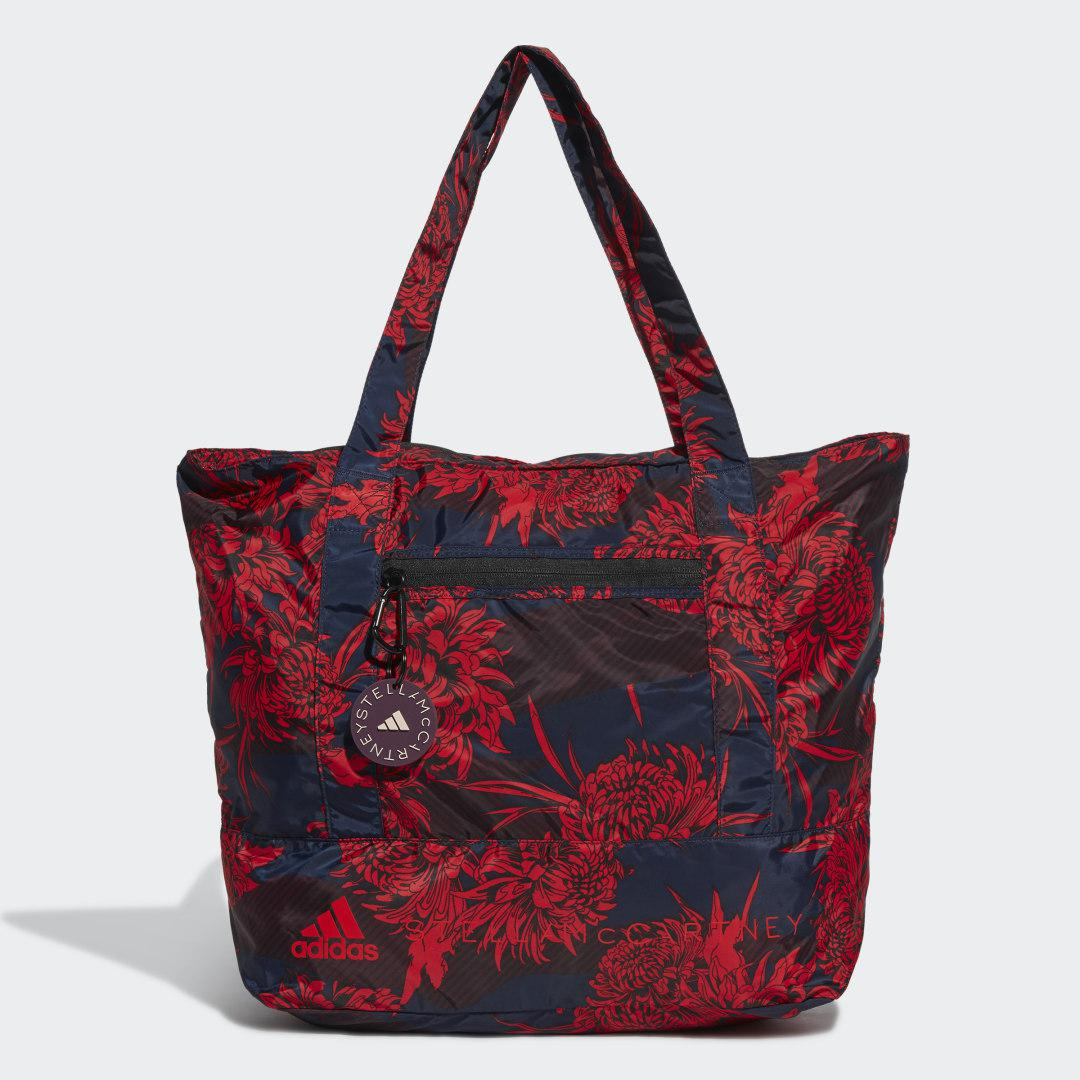 by Stella McCartney Print Tote Bag Multicolor - Womens Training Bags