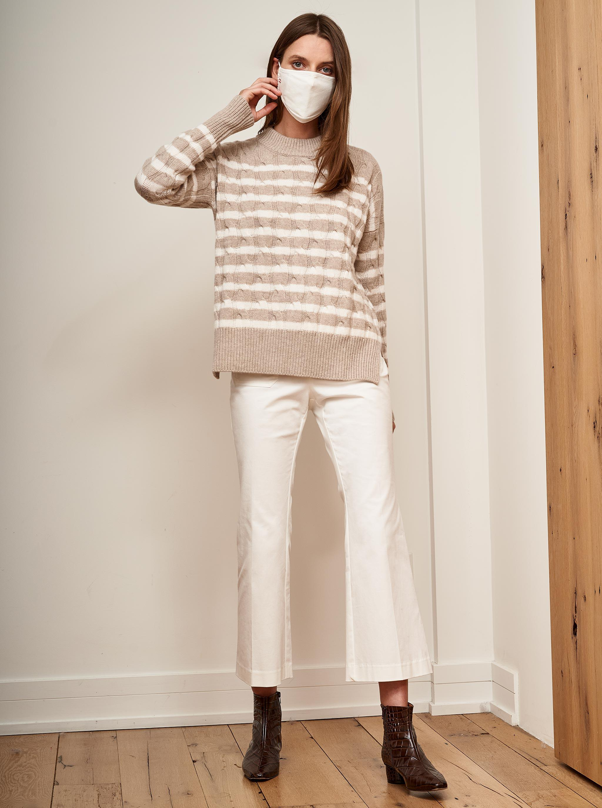 Cable Marin Sweater 8