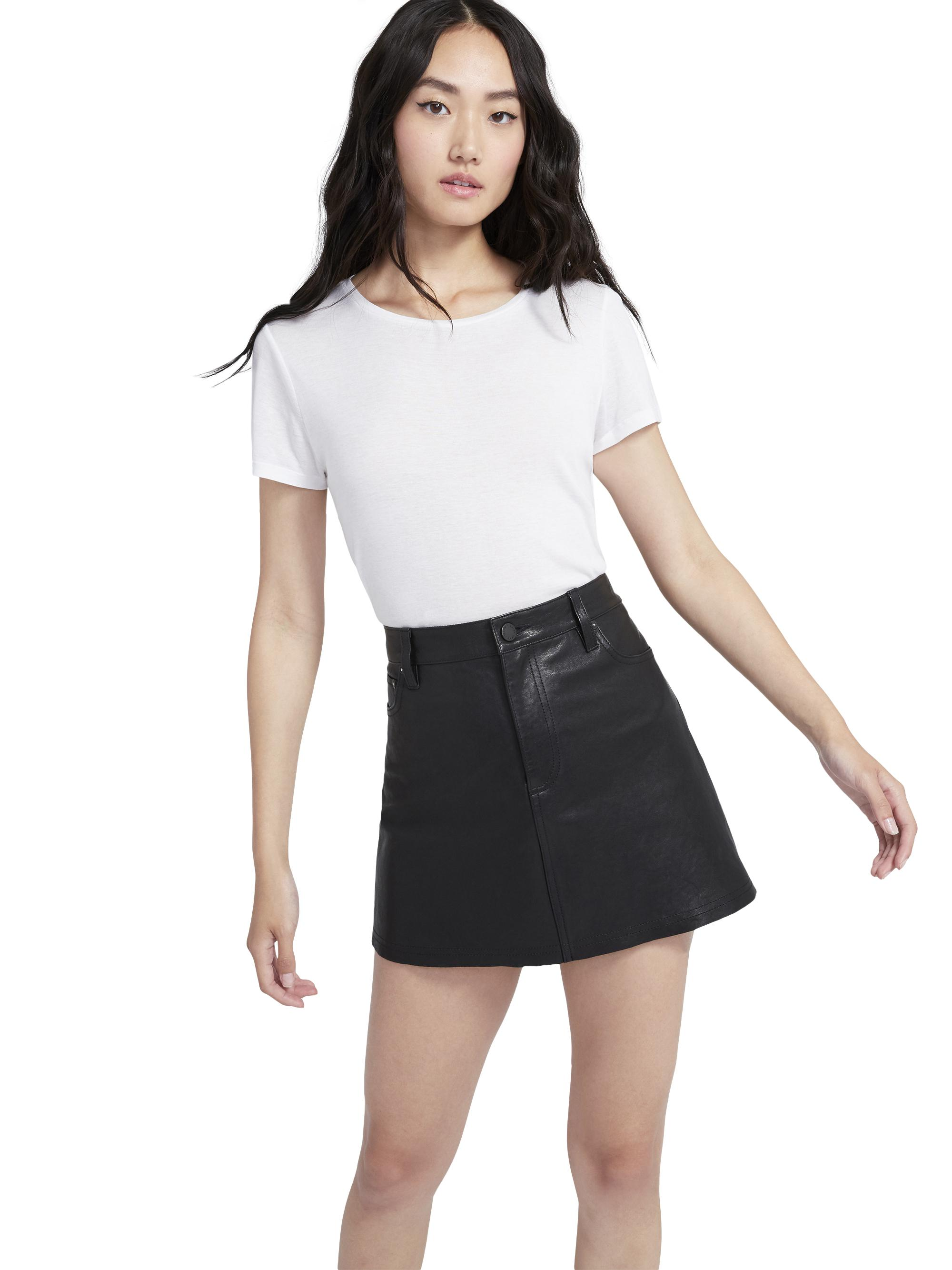 CINDY CLASSIC CROPPED TEE 3