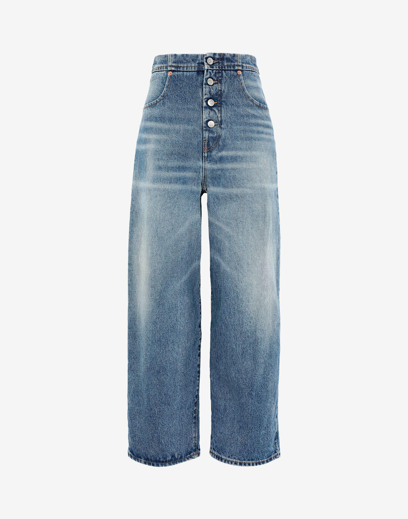 Carrot jeans 4