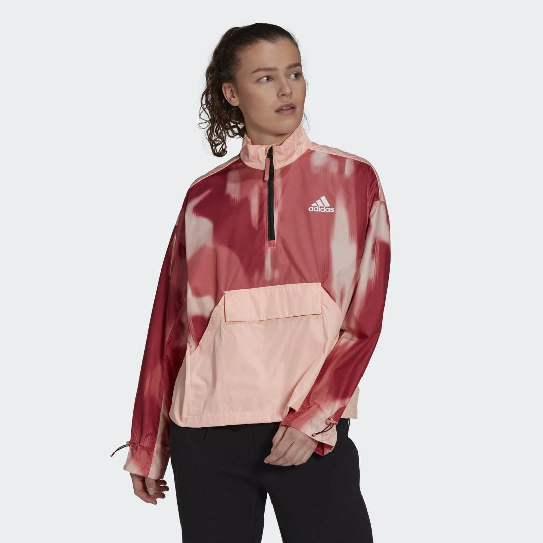 Back to Sport WIND.RDY Anorak Pink