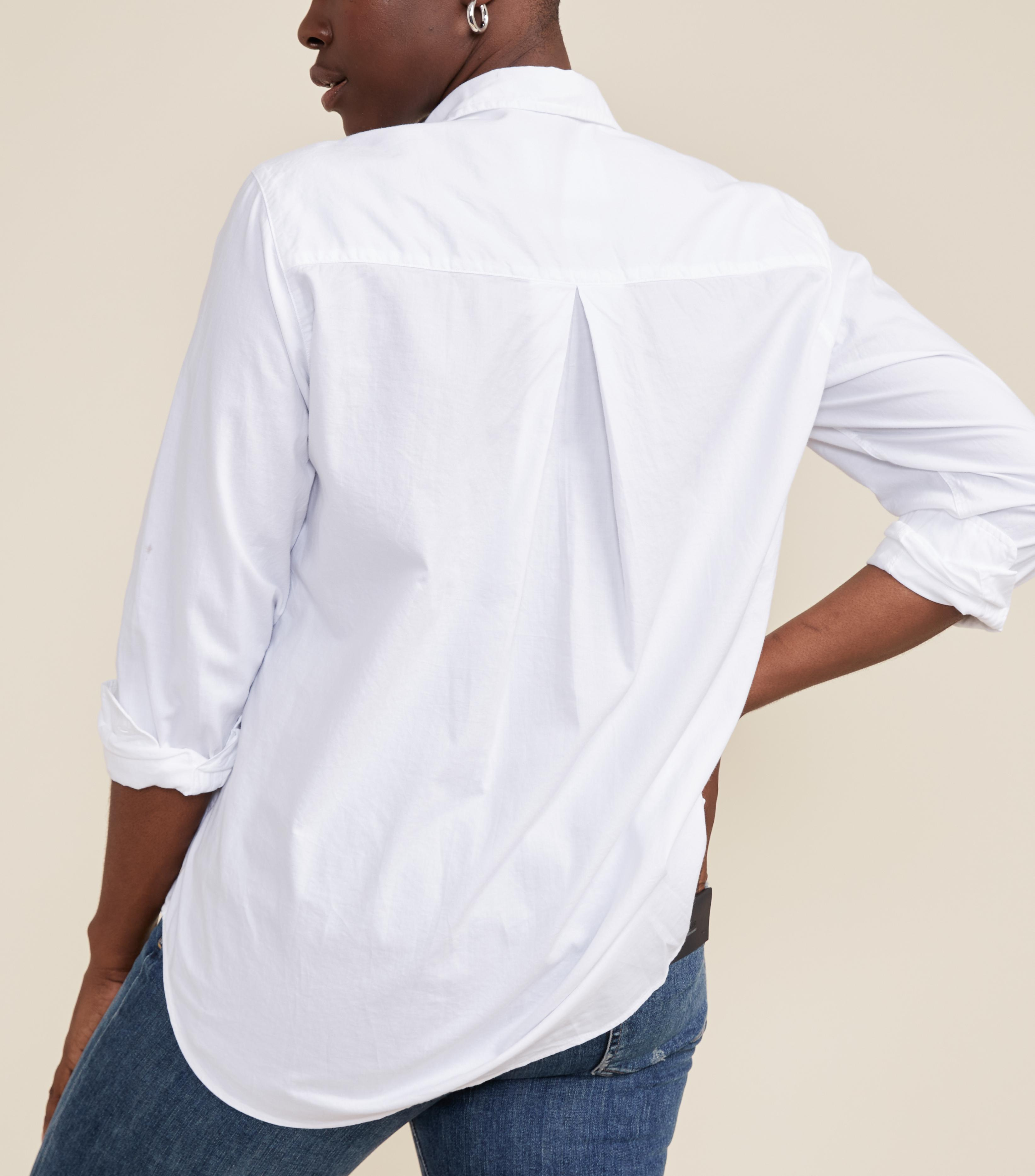 The Hero Button-Up Shirt Driven, Brushed Cotton 2