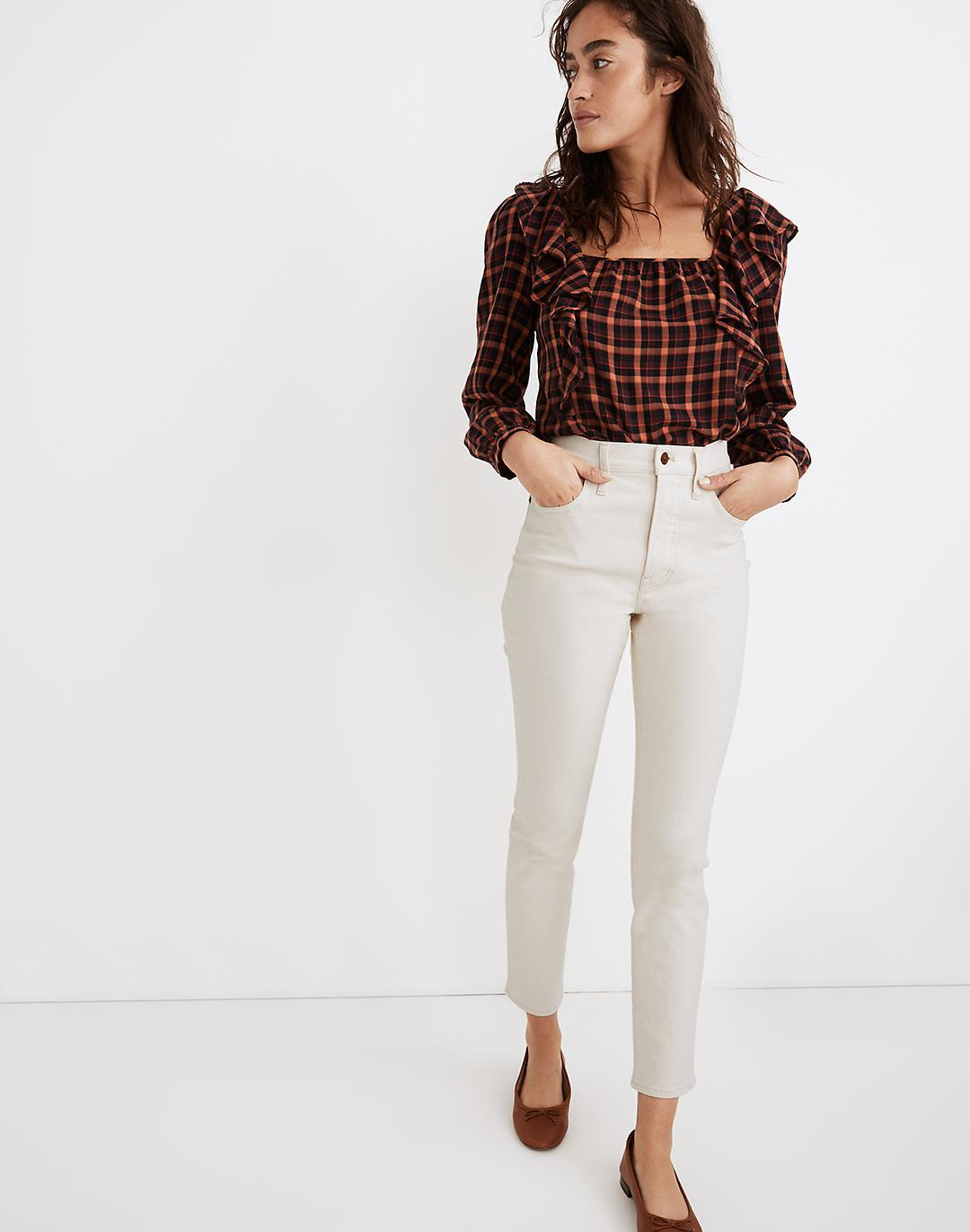 The Perfect Vintage Jean in Vintage Canvas