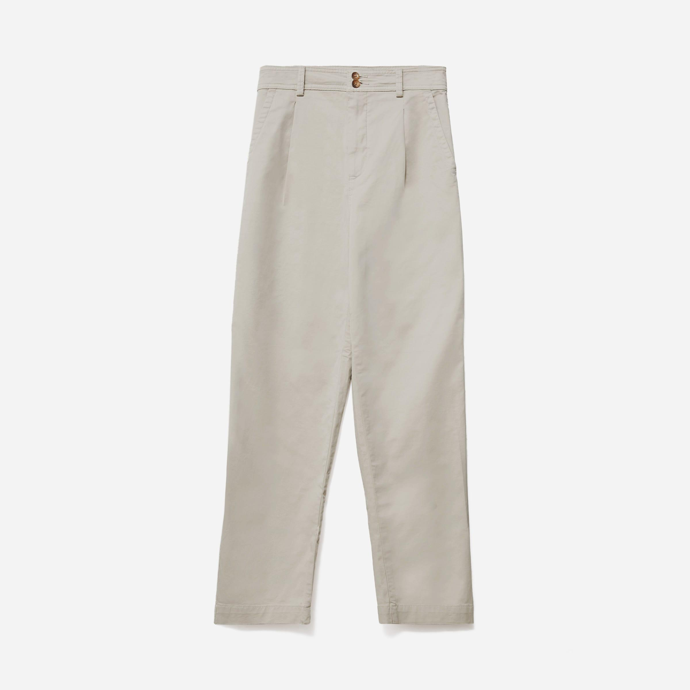 The Pleated Chino 4