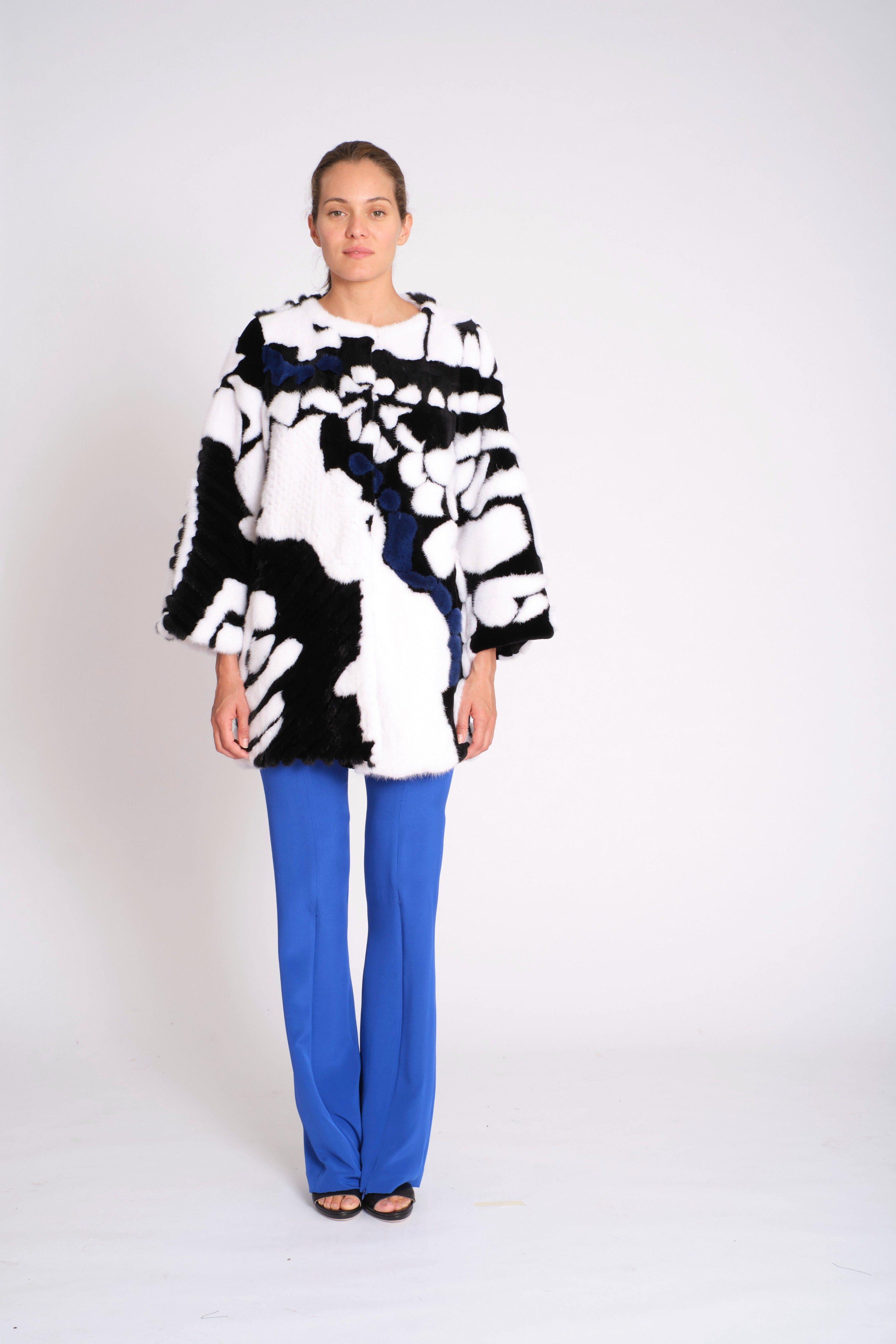 FRONT PLEATED PANT