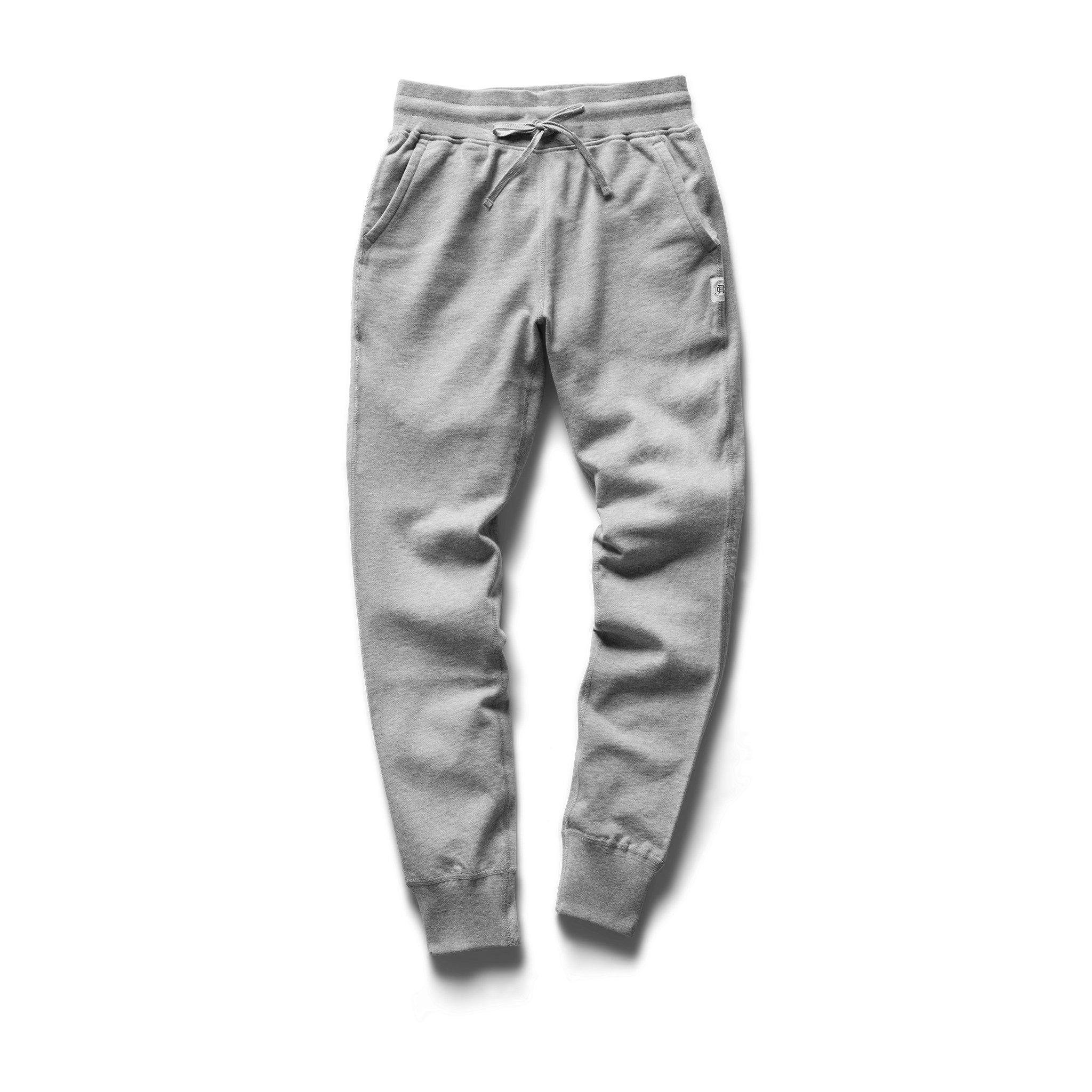 Midweight Terry Slim Sweatpant