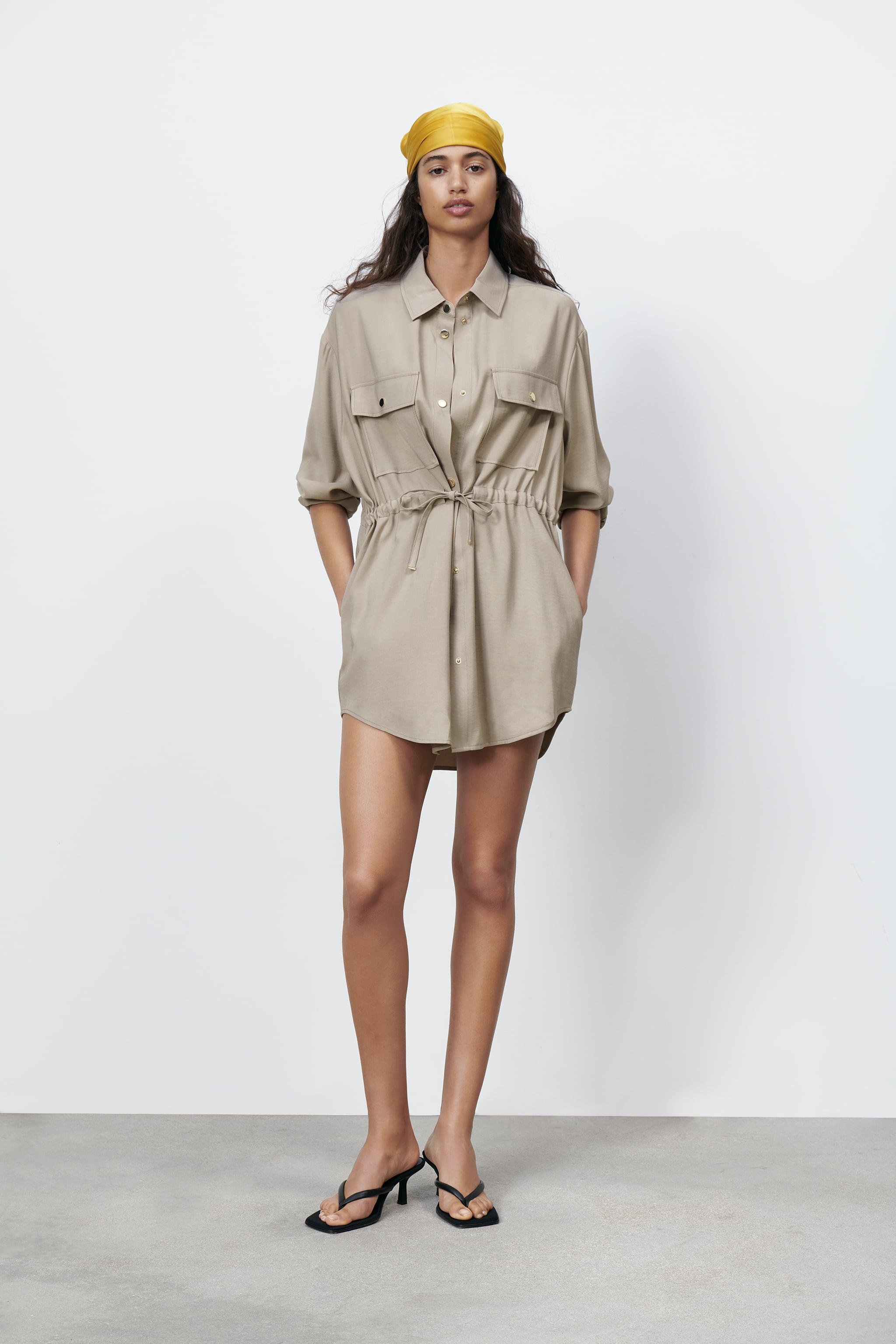 RELAXED FIT OVERSHIRT