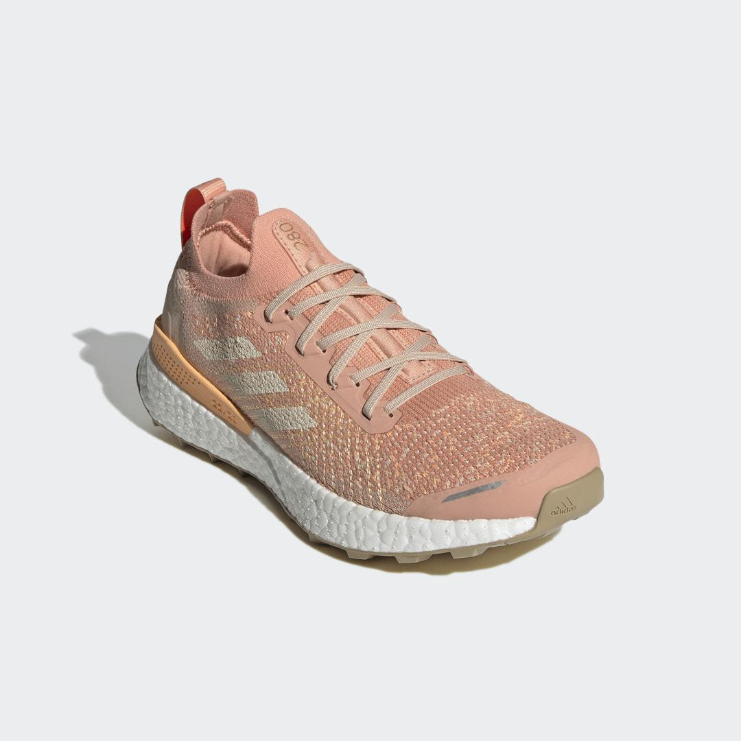 Terrex Two Ultra Primeblue Trail Running Shoes Ambient Blush