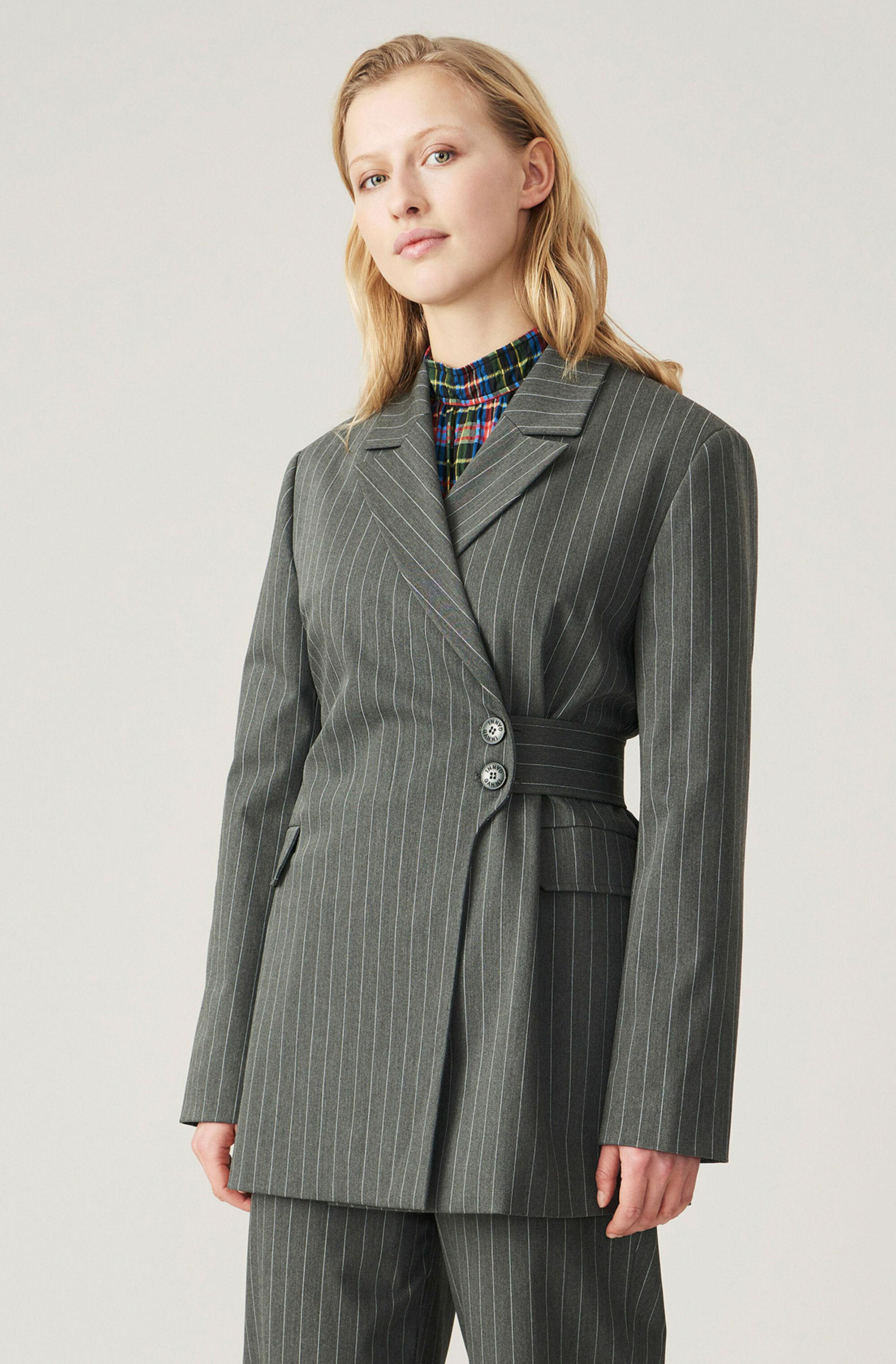 Recycled Relaxed Blazer