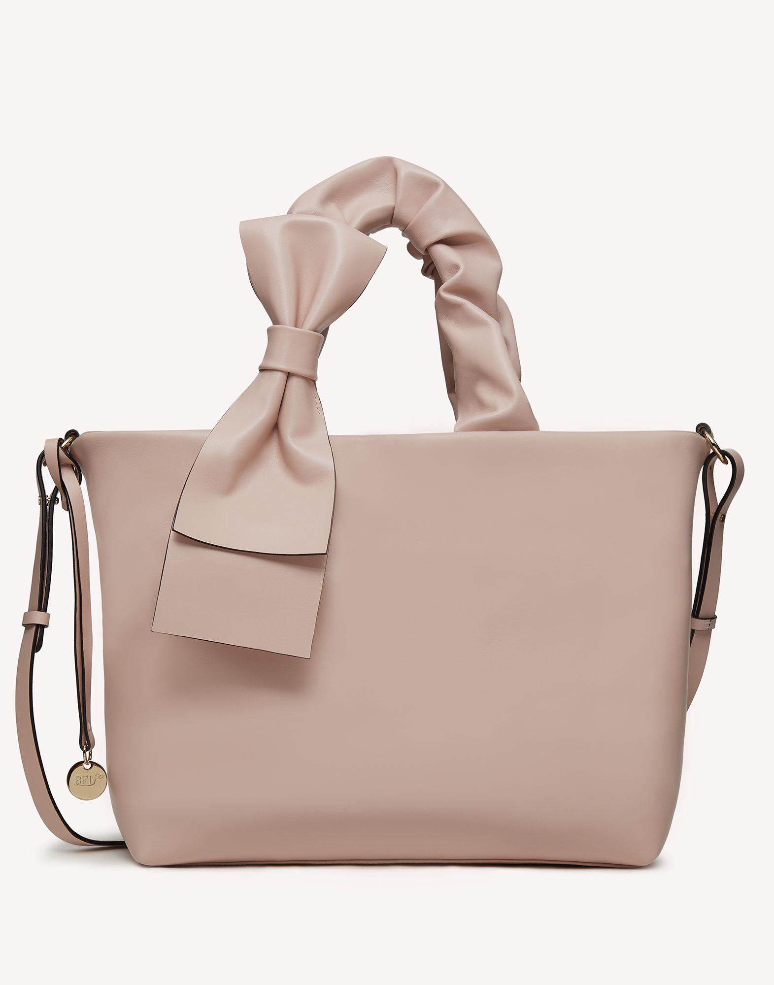 RE(D)BEL BOW TOTE