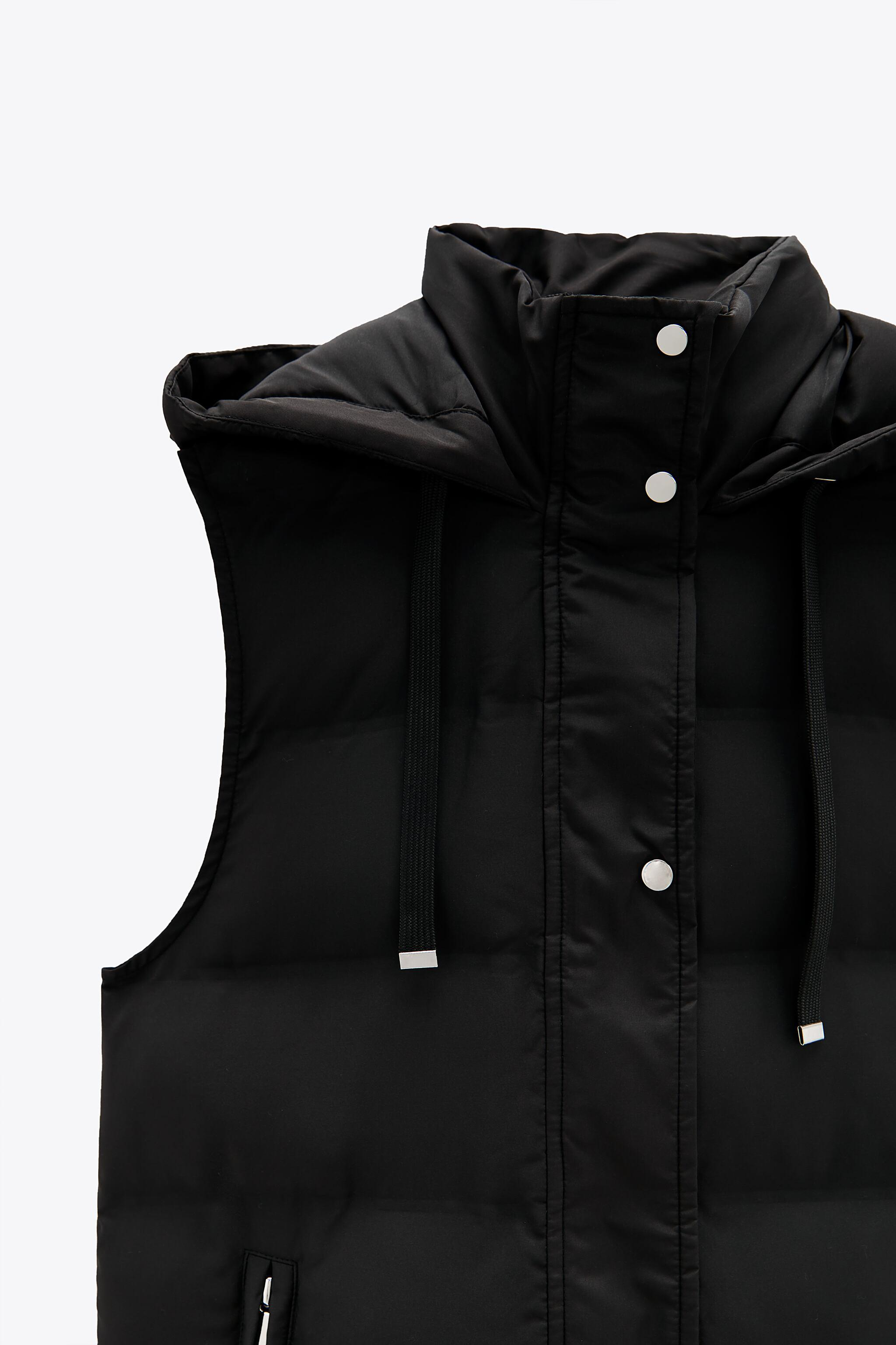 WATER AND WIND PROTECTION PADDED VEST 8
