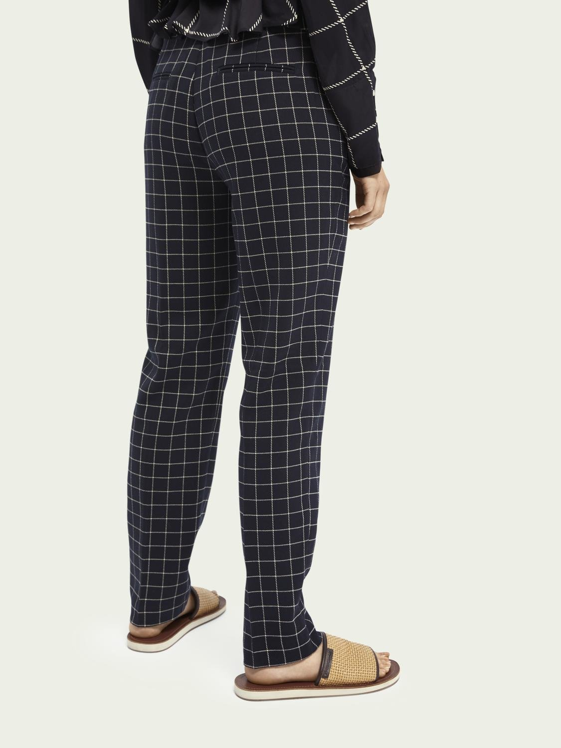 Lowry tailored slim-fit trousers 2