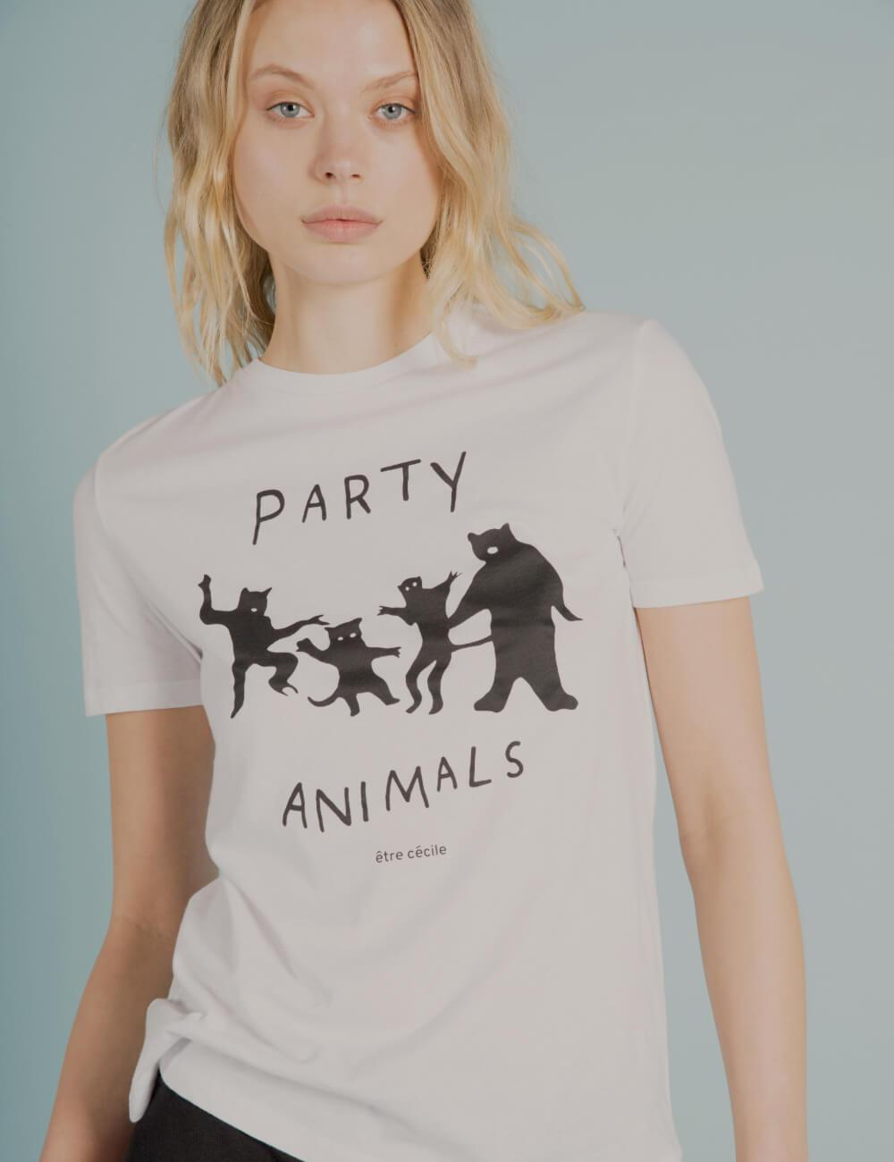 Party Animals T-shirt 1