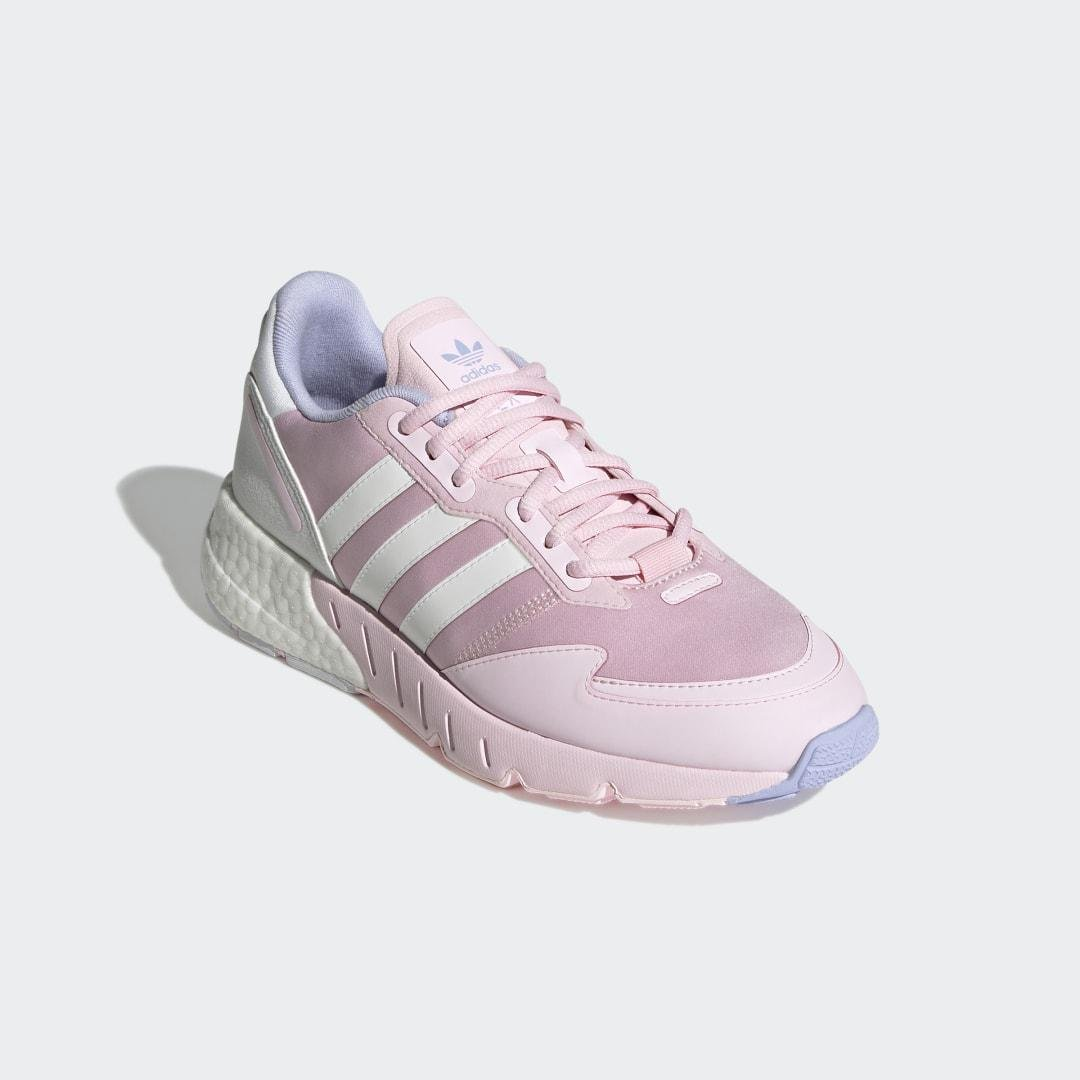 ZX 1K Boost Shoes Clear Pink