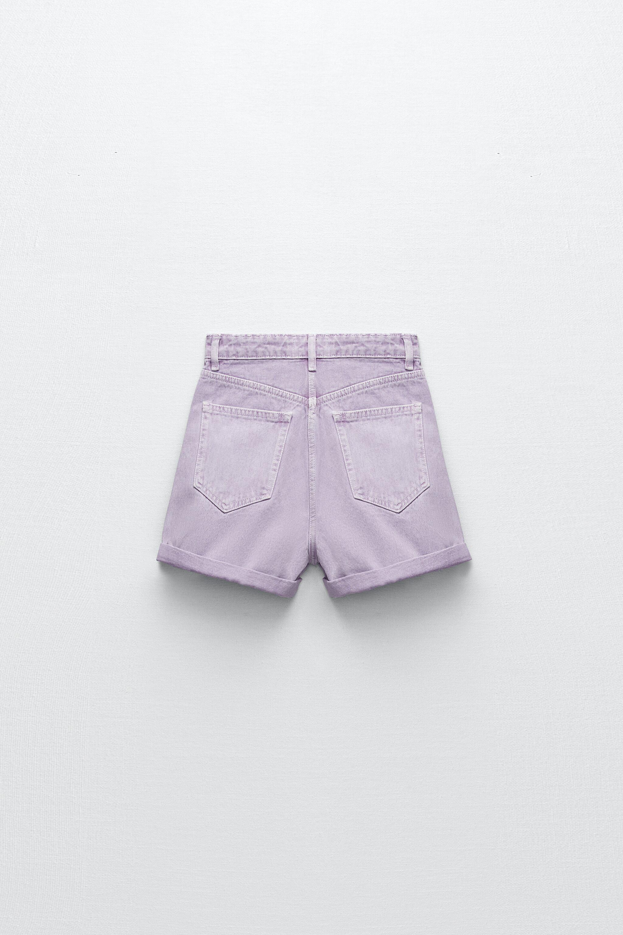 MOM FIT SHORTS 7