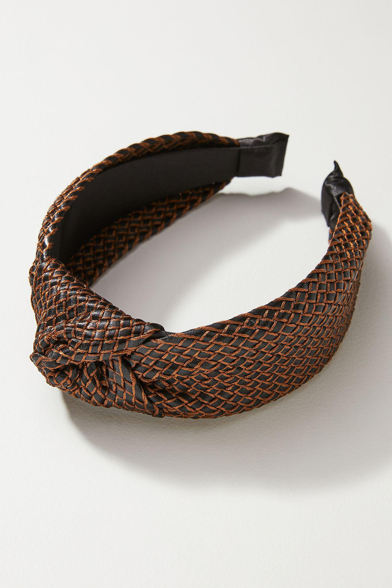 Woven Knotted Headband
