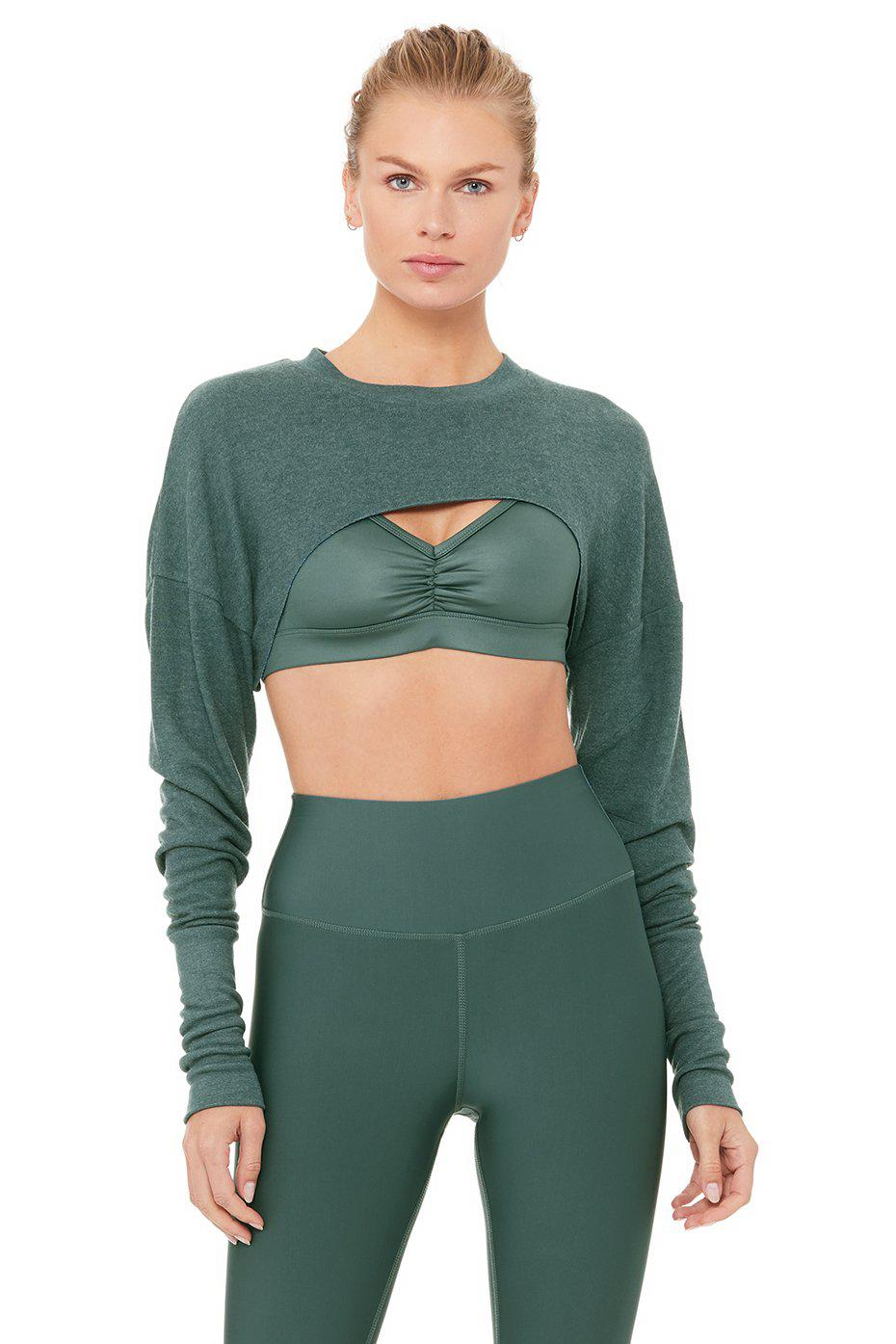 EXTREME LONG SLEEVE TOP