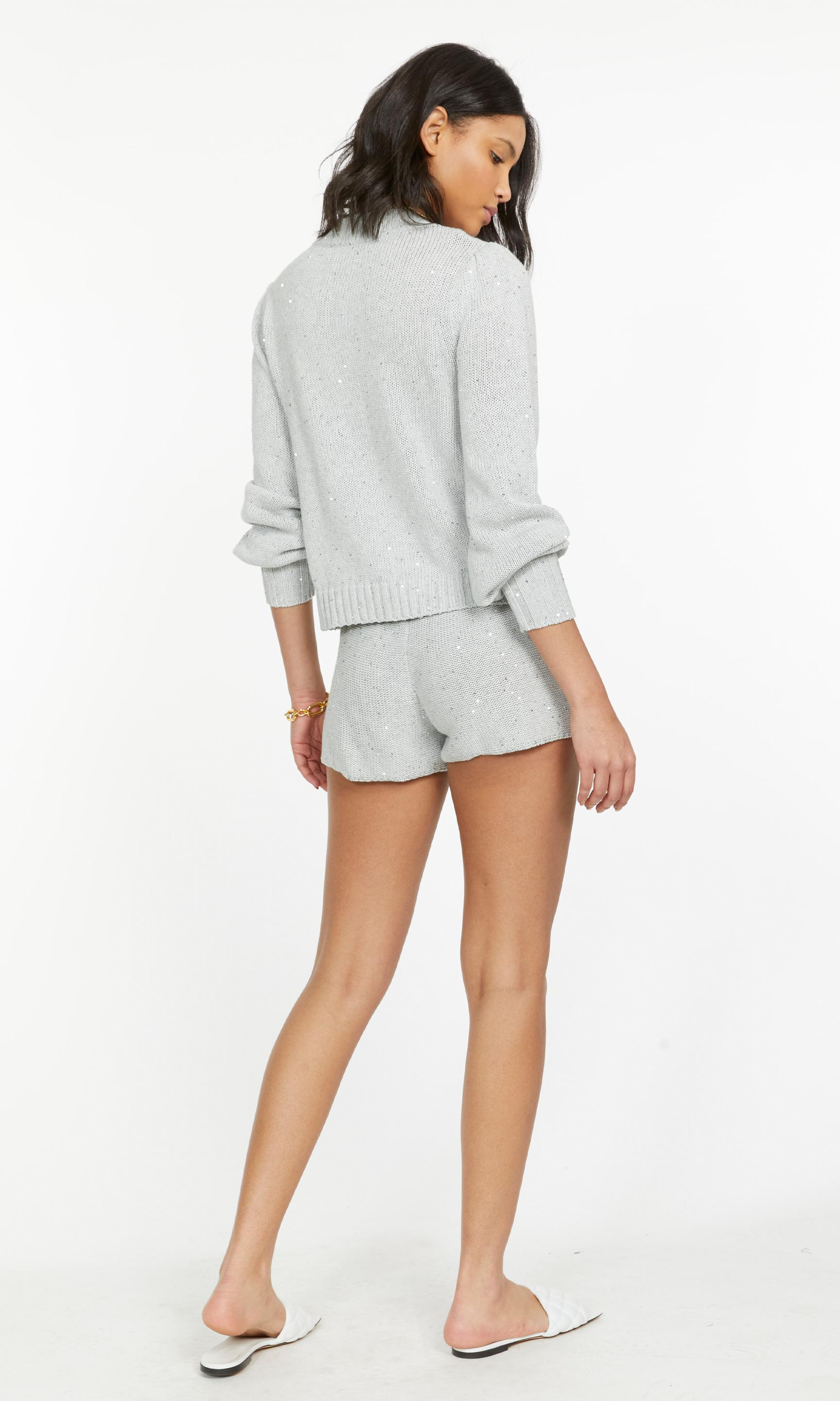 Lowell Sequin Knitted Cardigan 4