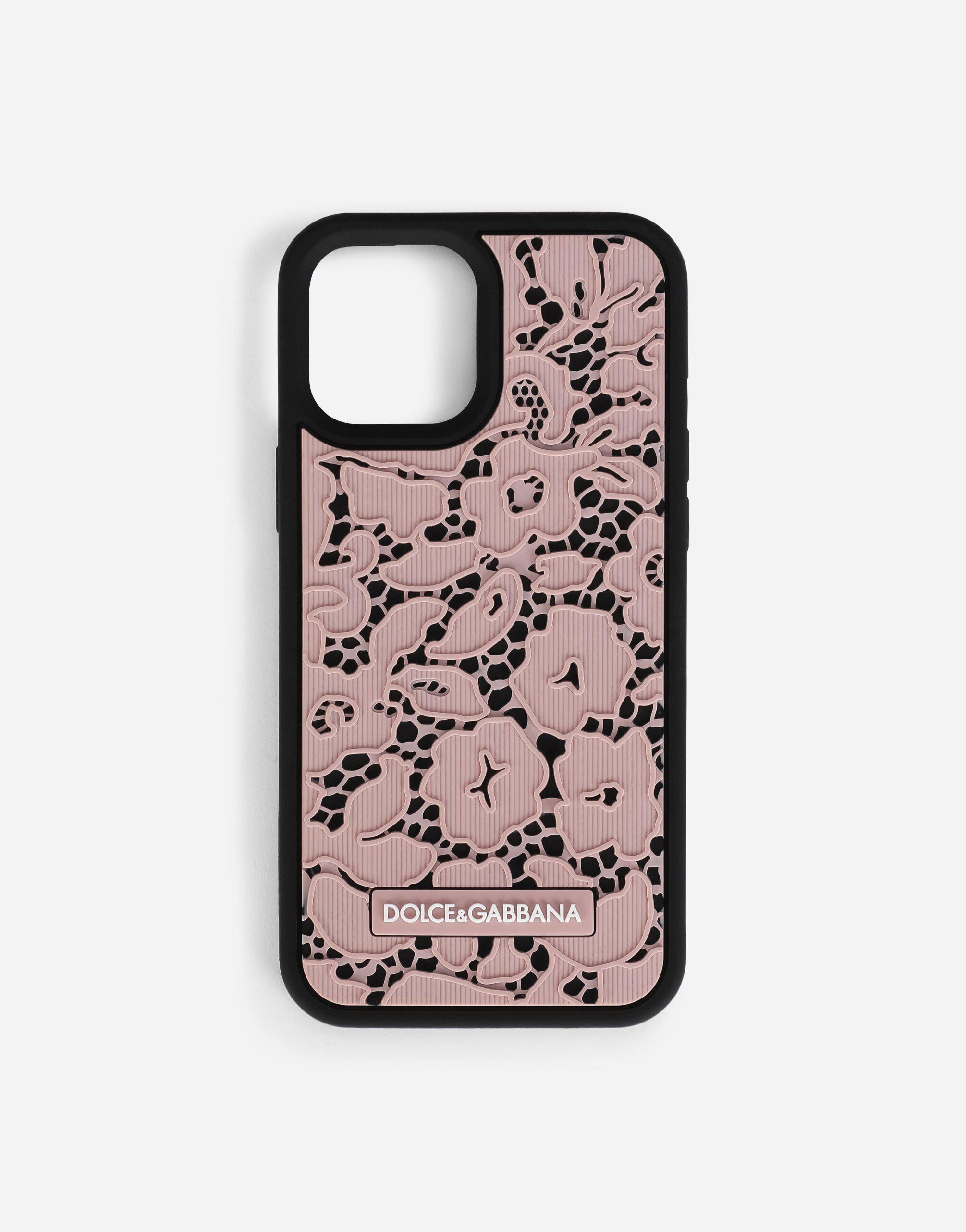 Lace rubber iPhone 12 Pro max cover