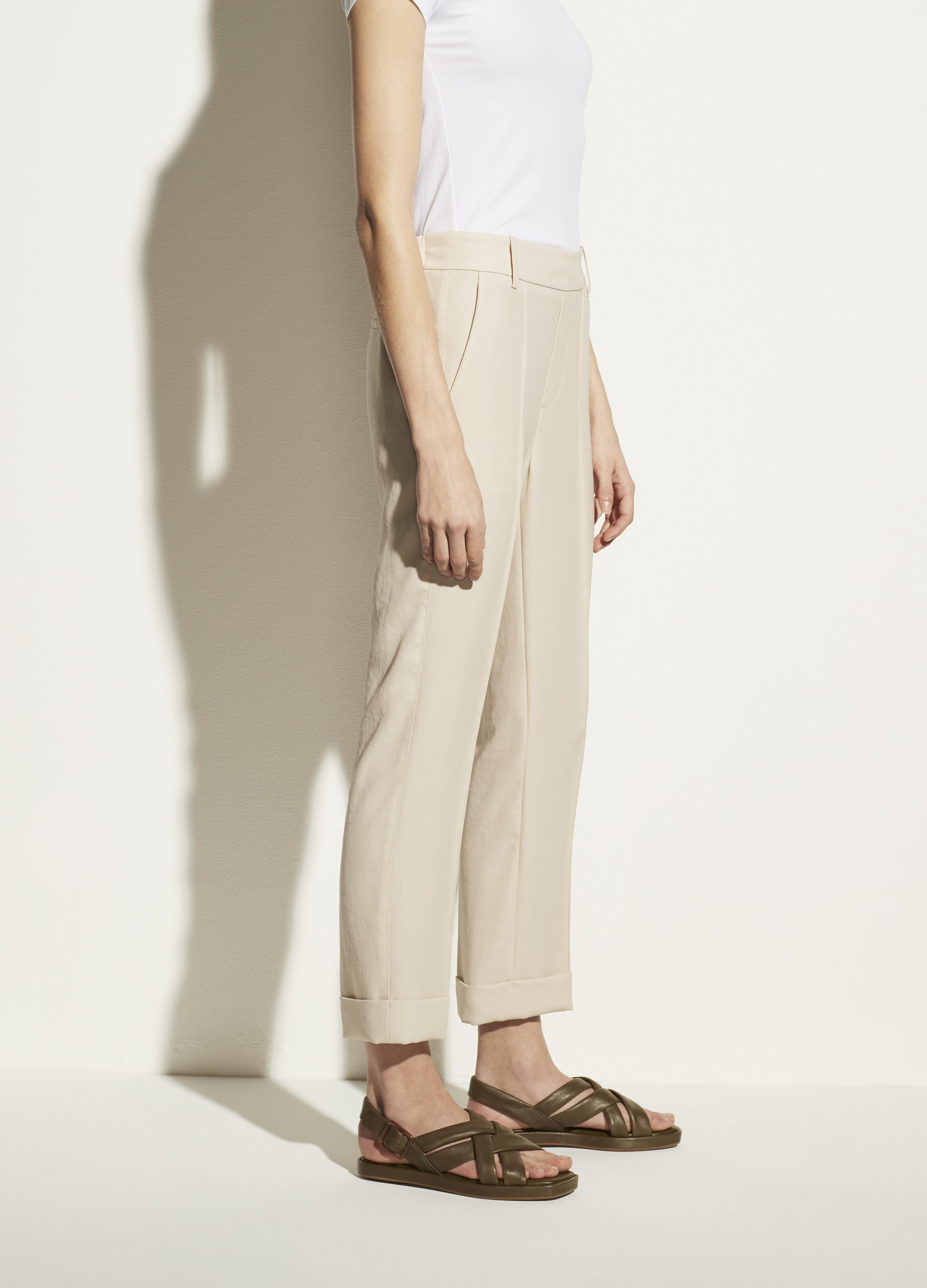 Cuffed Tapered Pull On Pant 2