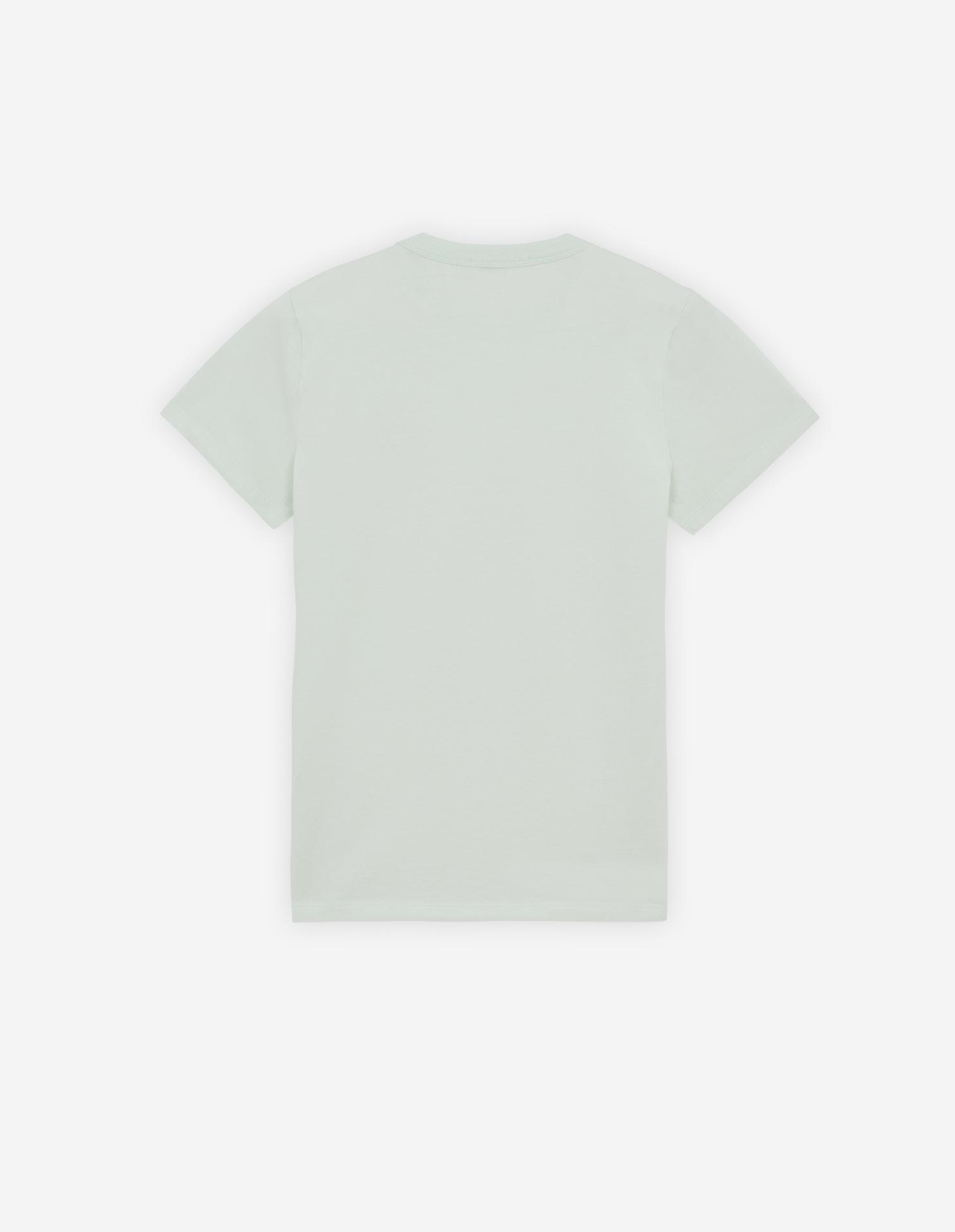 ALL RIGHT FOX PATCH CLASSIC TEE-SHIRT 1
