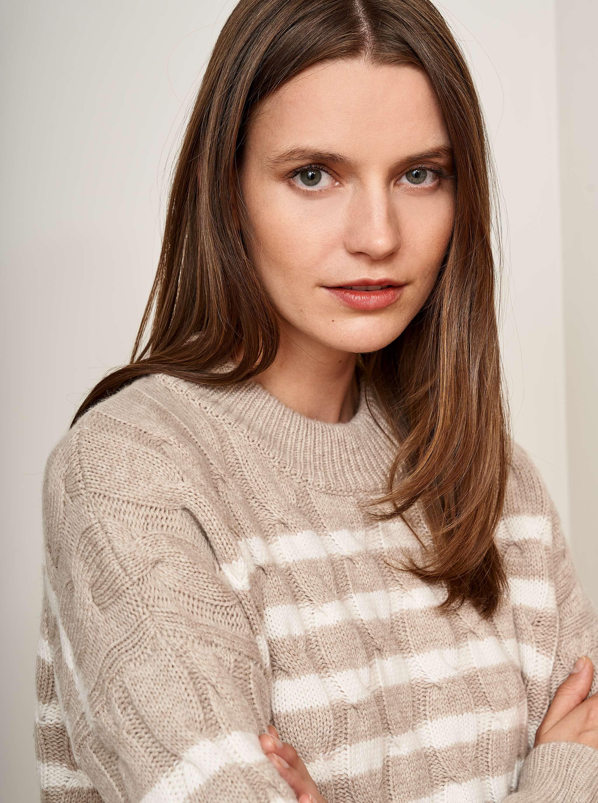 Cable Marin Sweater 4