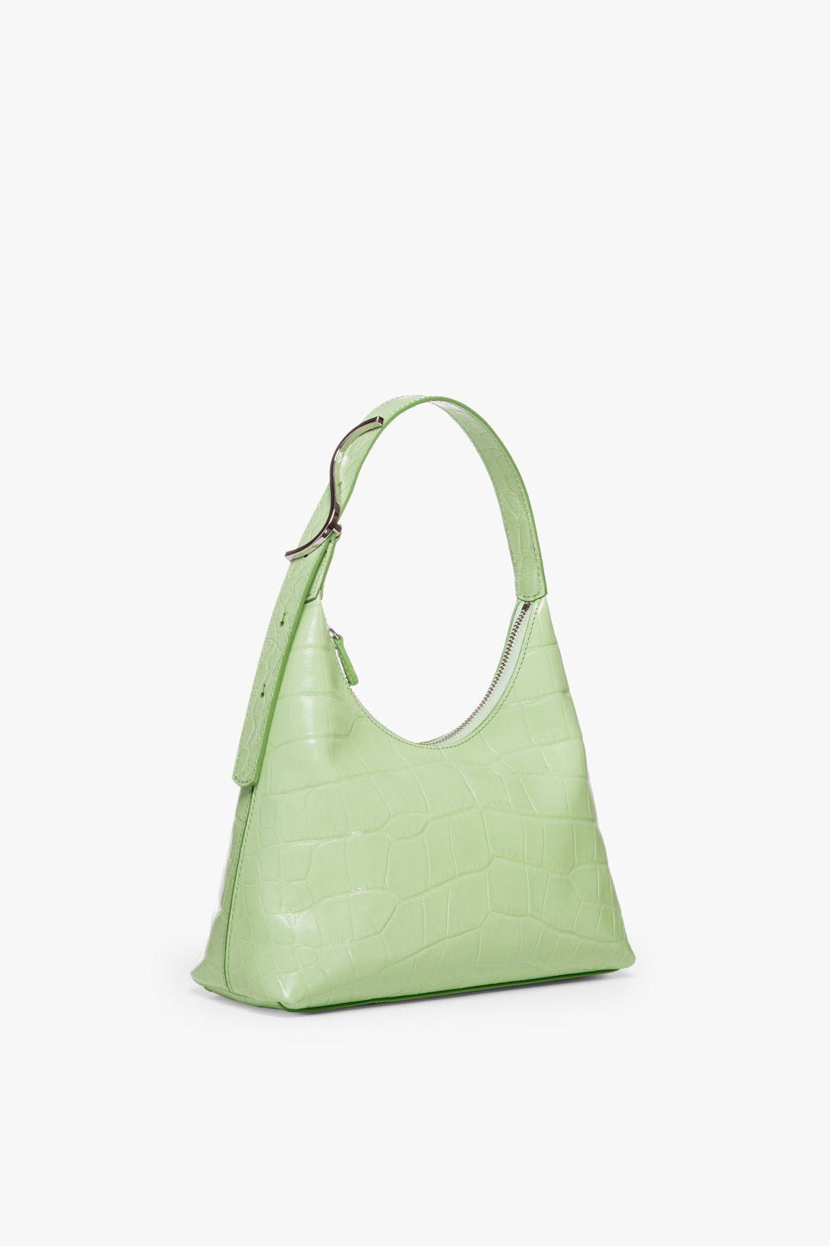 SCOTTY BAG   AGAVE CROC EMBOSSED