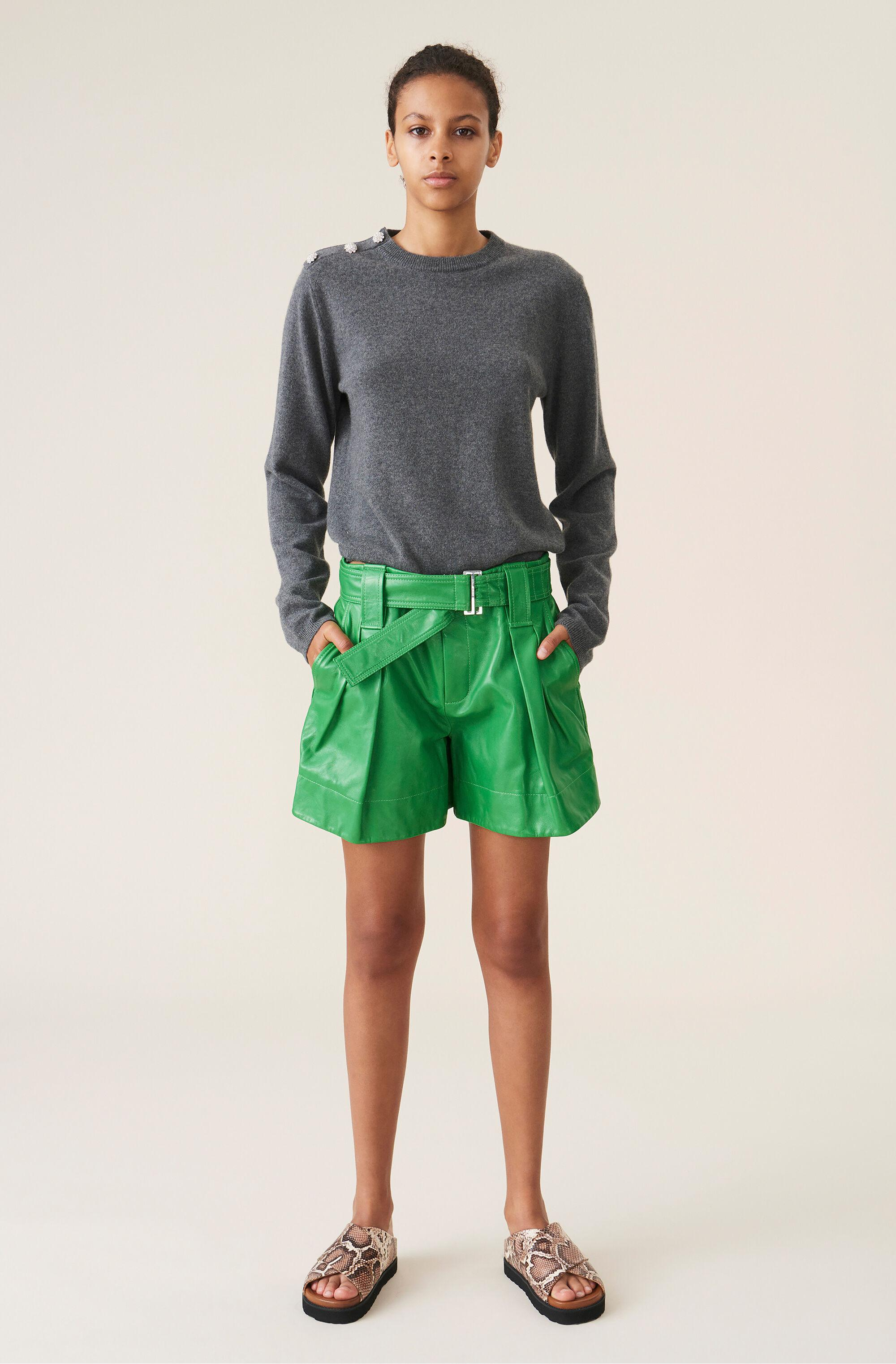 Cashmere Knit Pullover 1