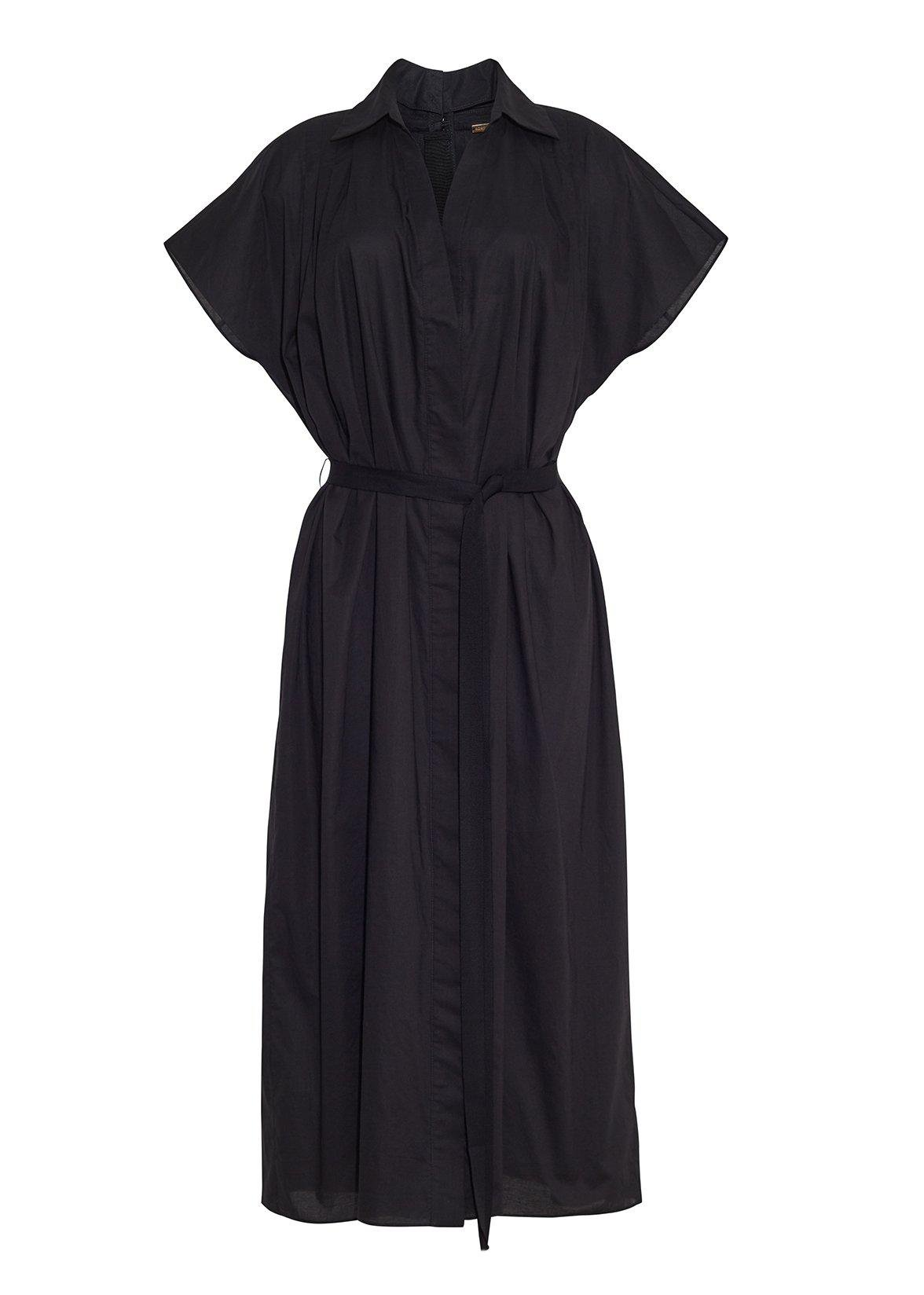 SHIRT DRESS IN COTTON VOILE 1