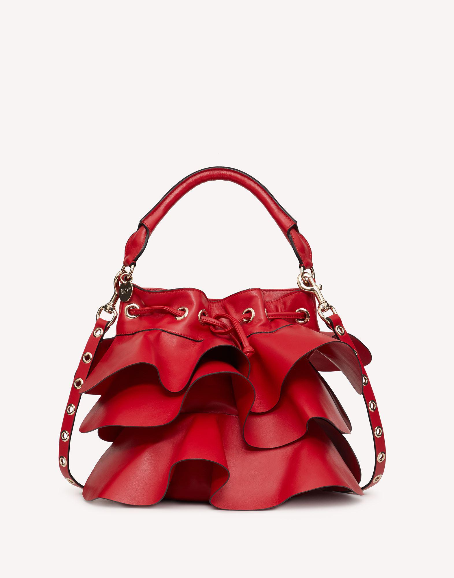 ROCK RUFFLES XL BUCKET BAG