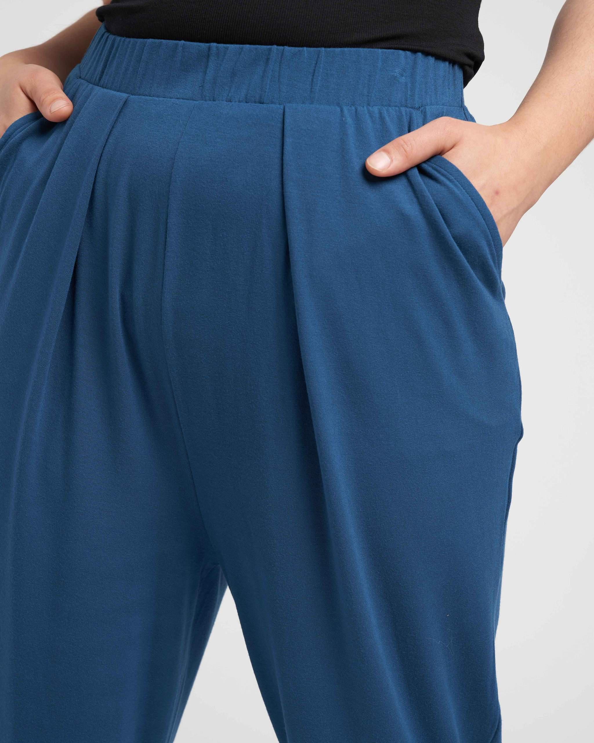Lucy Relaxed Jersey Pants 4