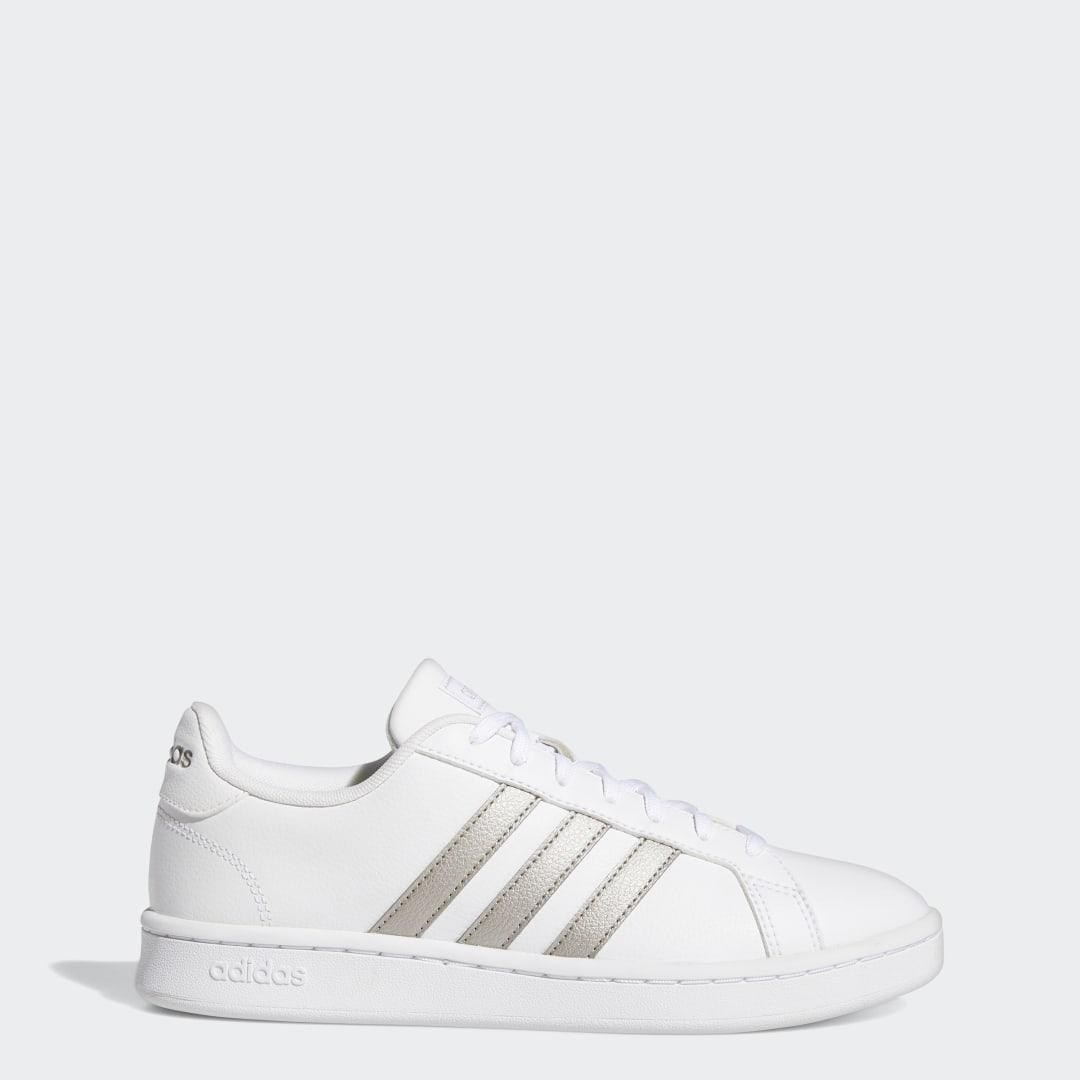 Grand Court Shoes White 8