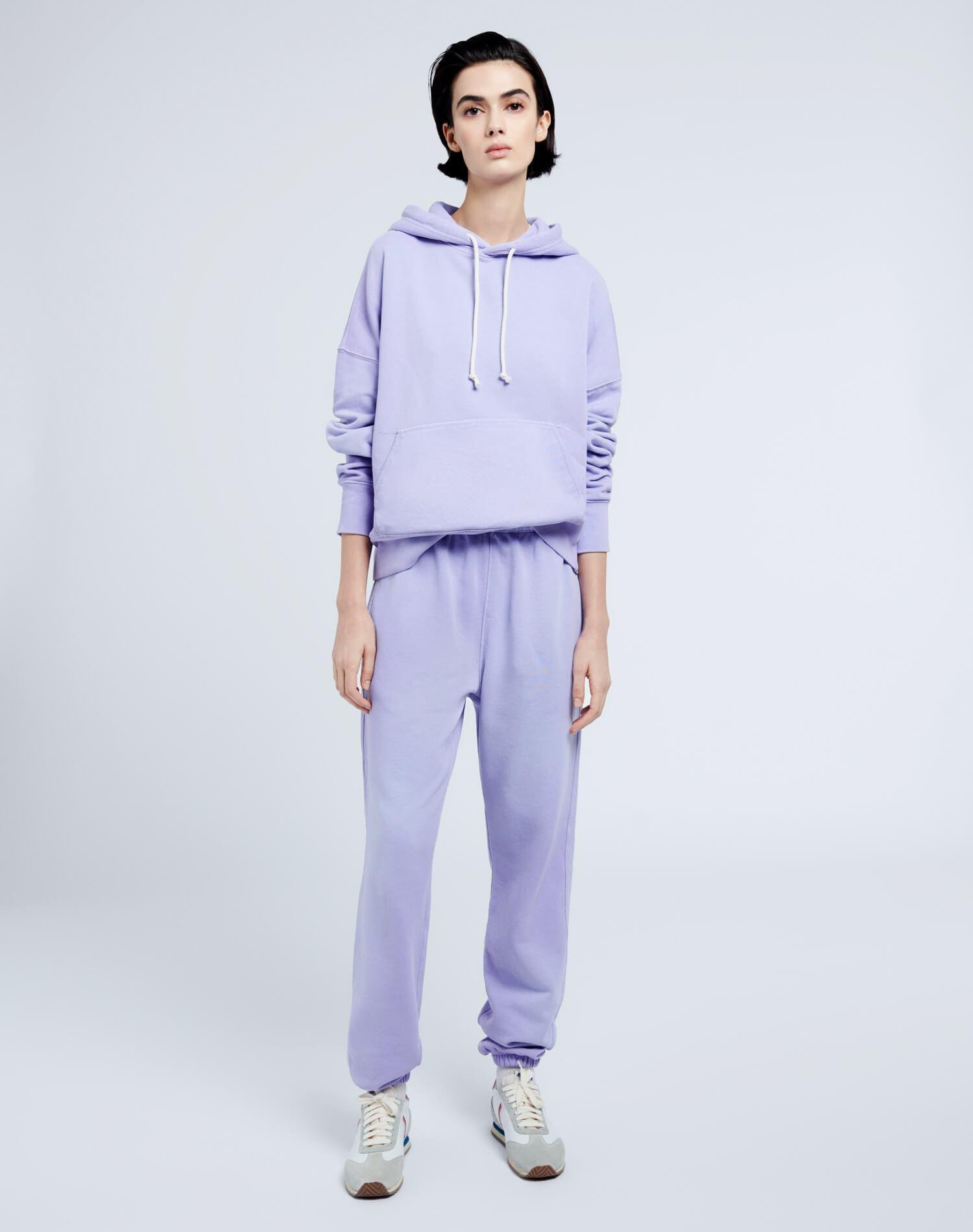 Classic Hoodie - Faded Orchid 1
