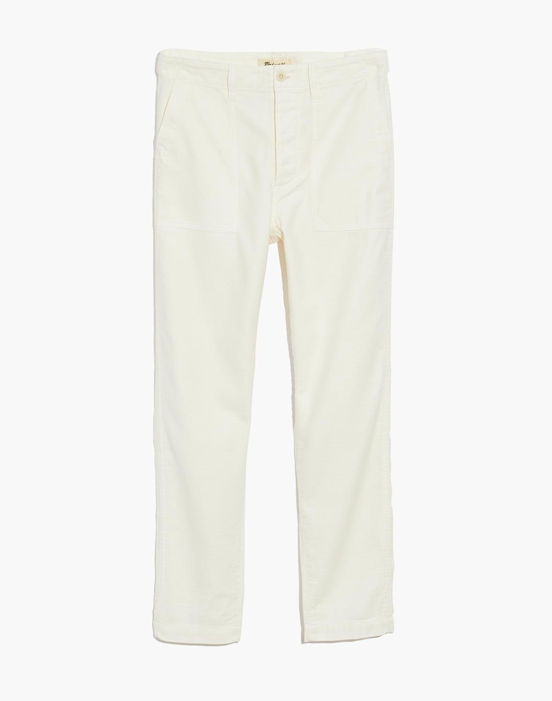 Griff Tapered Fatigue Pants 4
