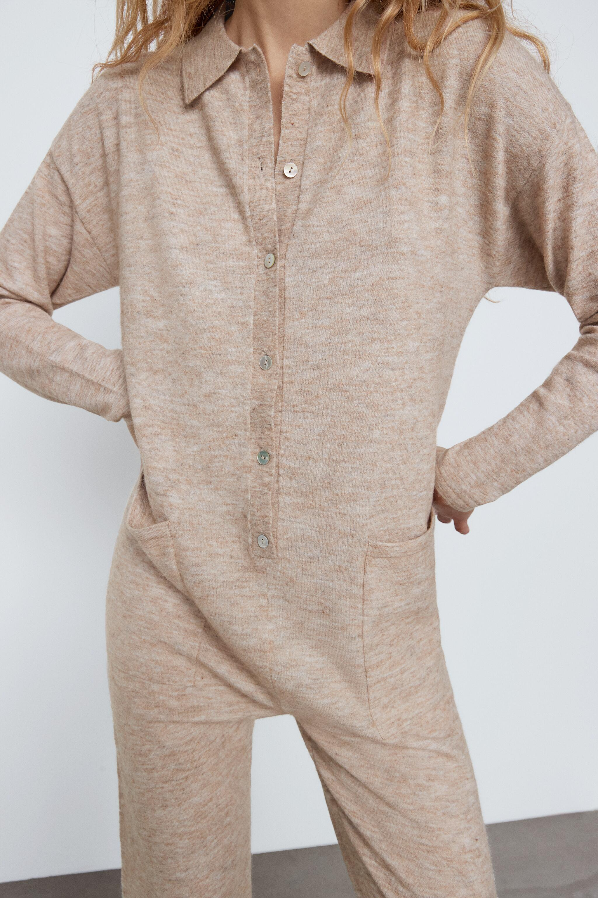WOOL BLEND JUMPSUIT SPECIAL EDITION 1
