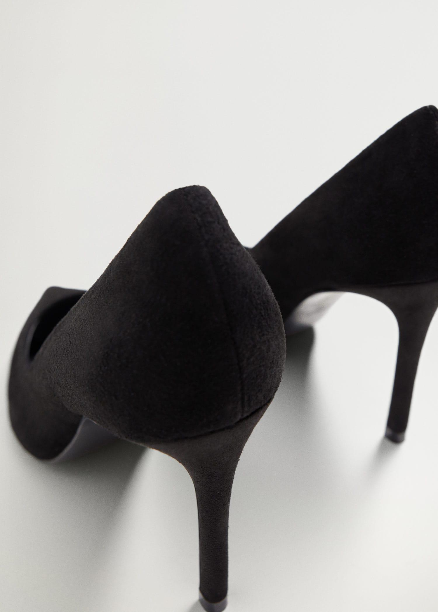 Leather pumps 4