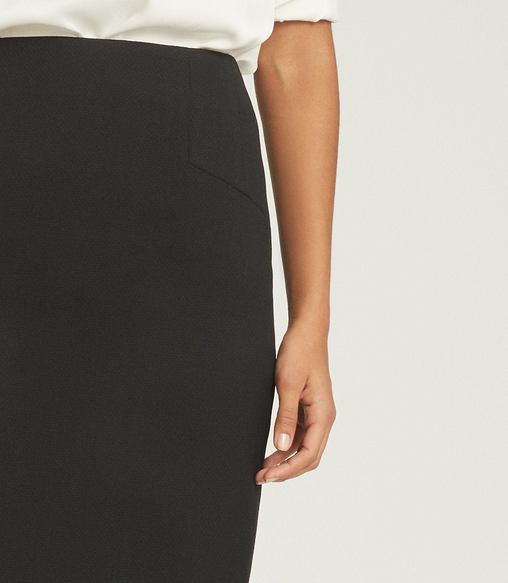 HAYES - TAILORED PENCIL SKIRT 4