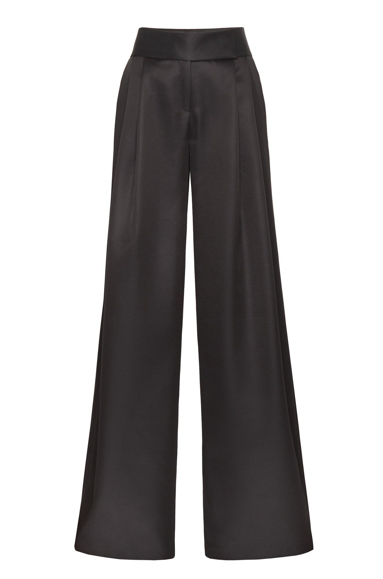 Pleated Trousers 2