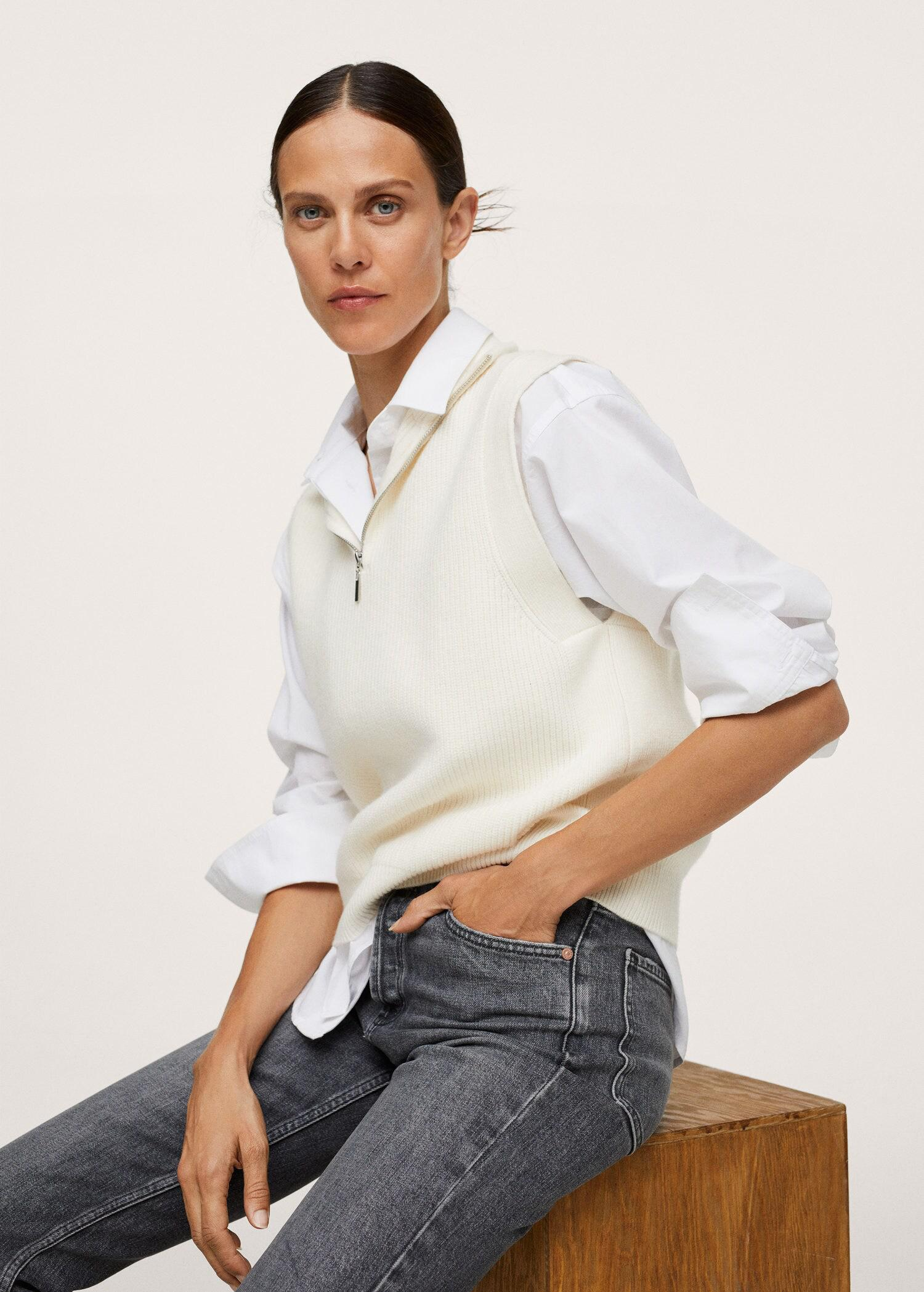 Ankle-length straight-fit jeans 5