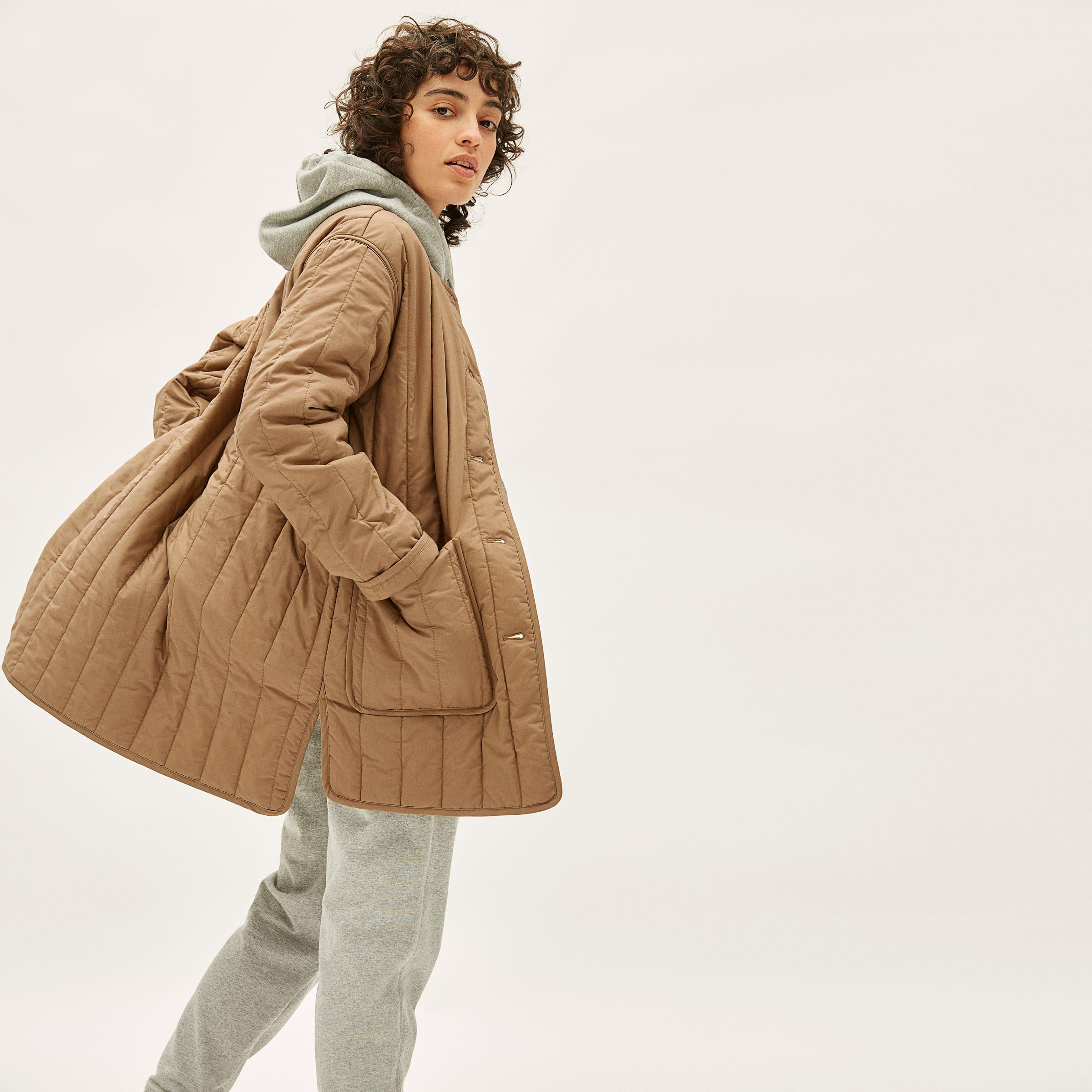 The Cotton Quilted Jacket  3