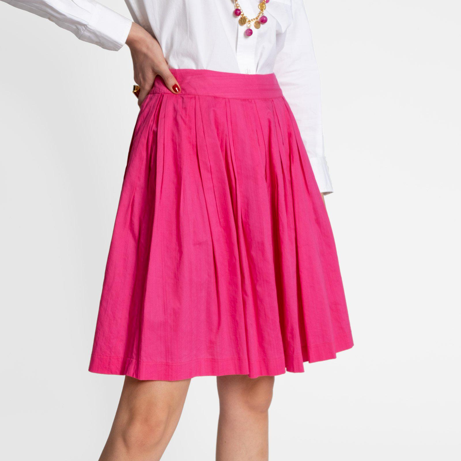Claire Skirt Pink 2