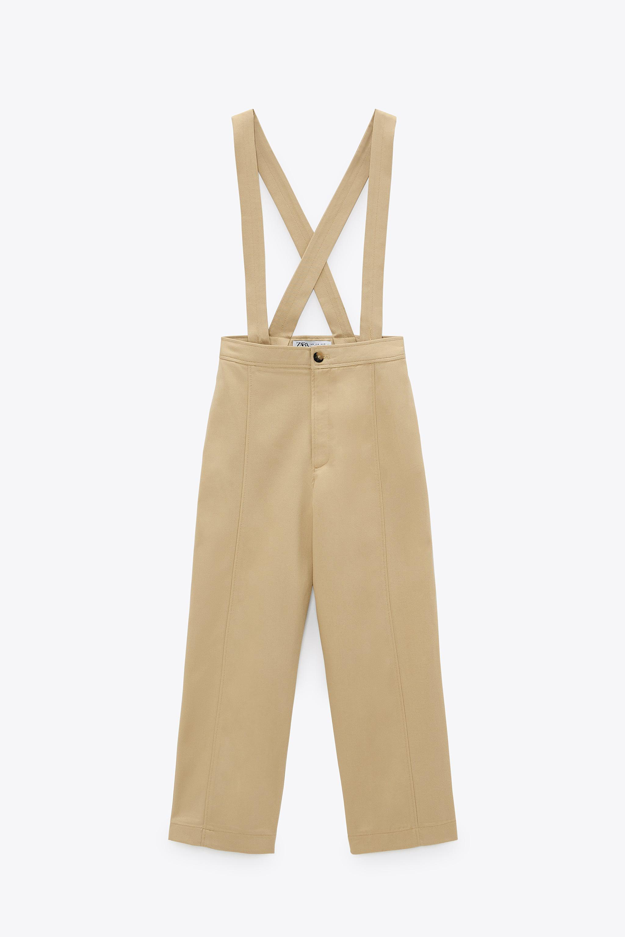 PANTS WITH SUSPENDERS 5