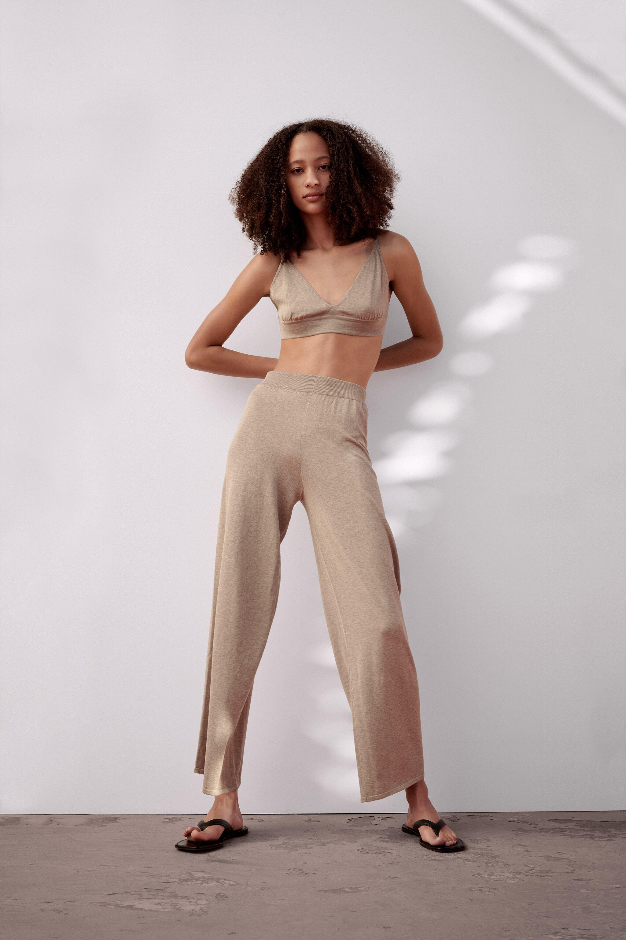 SILK BLEND PANTS LIMITED EDITION